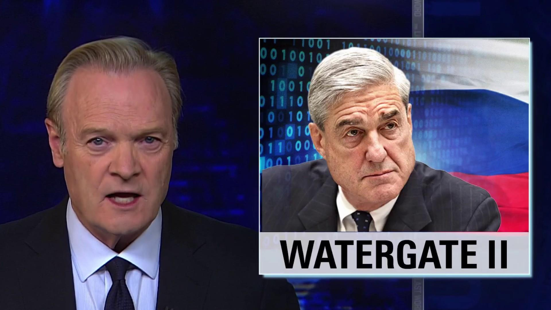 Lawrence: Mueller indictments are Watergate Part 2