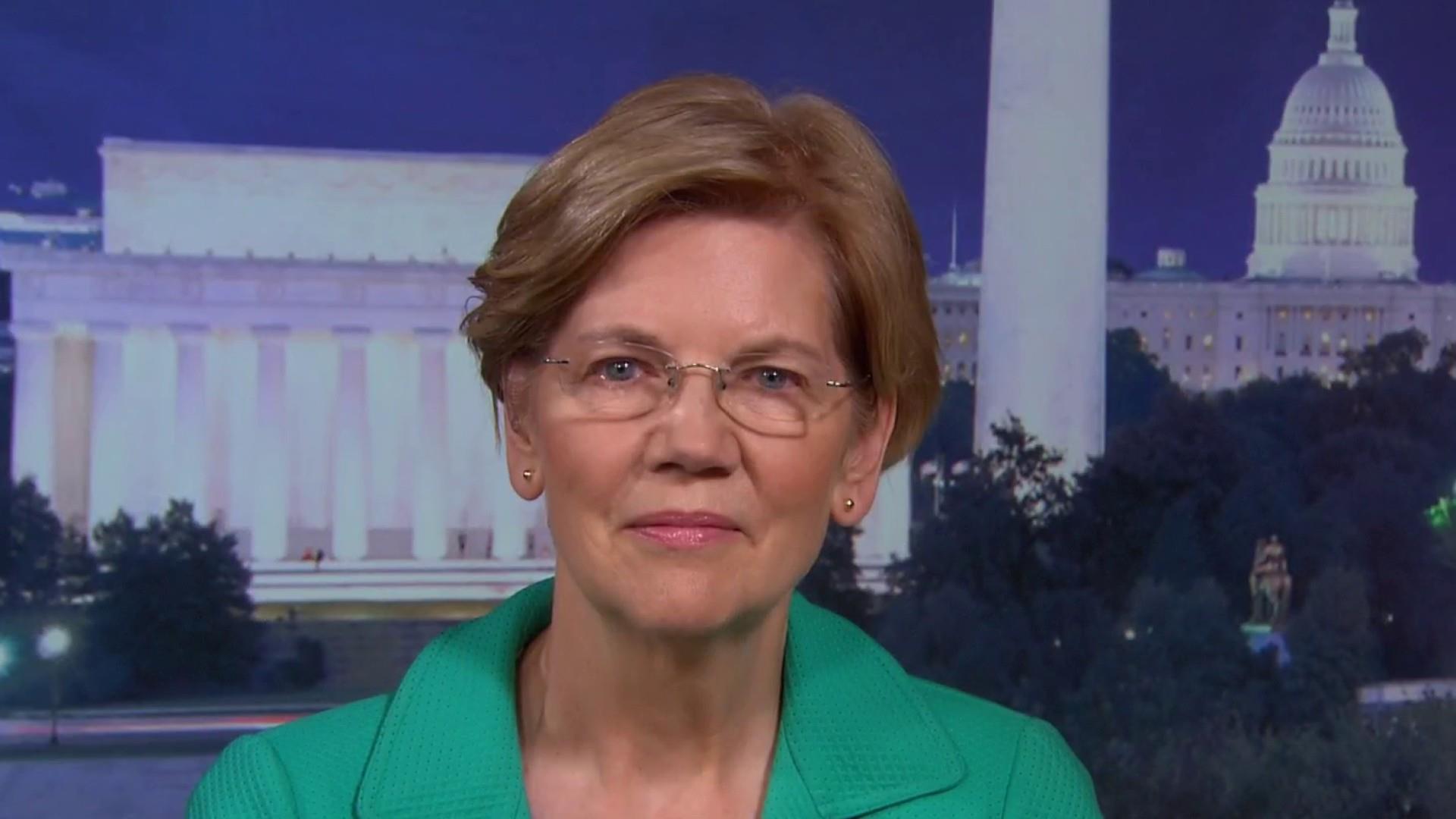 Sen. Warren: Trump SCOTUS nominee is 'a political animal'