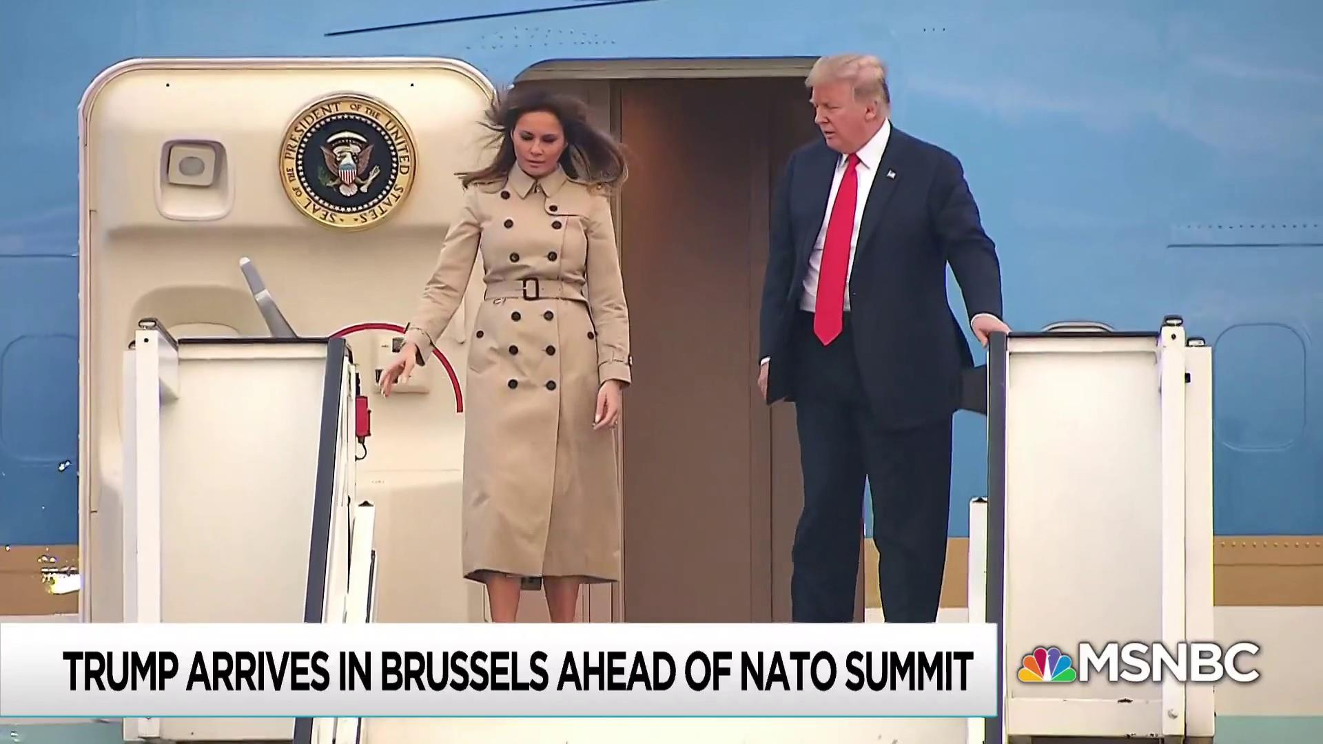 Allies brace for train wreck as Trump heads to Europe, then Putin