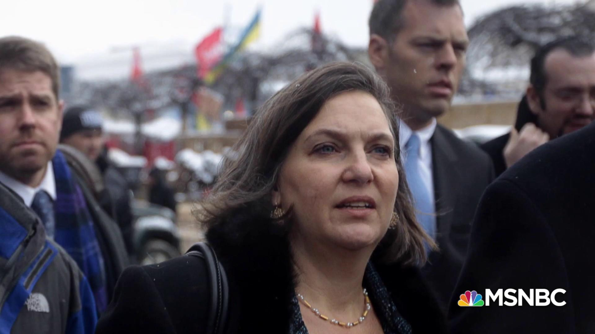 Russian hack of Victoria Nuland an early warning sign for 2016