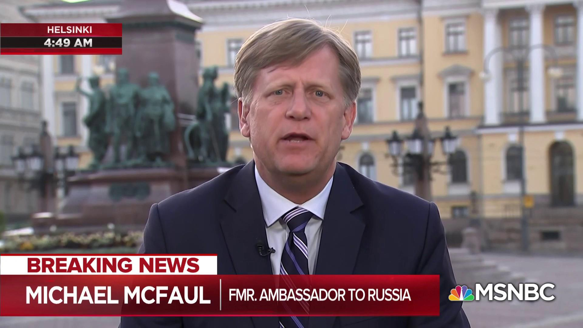 Image result for photos of michael mcfaul