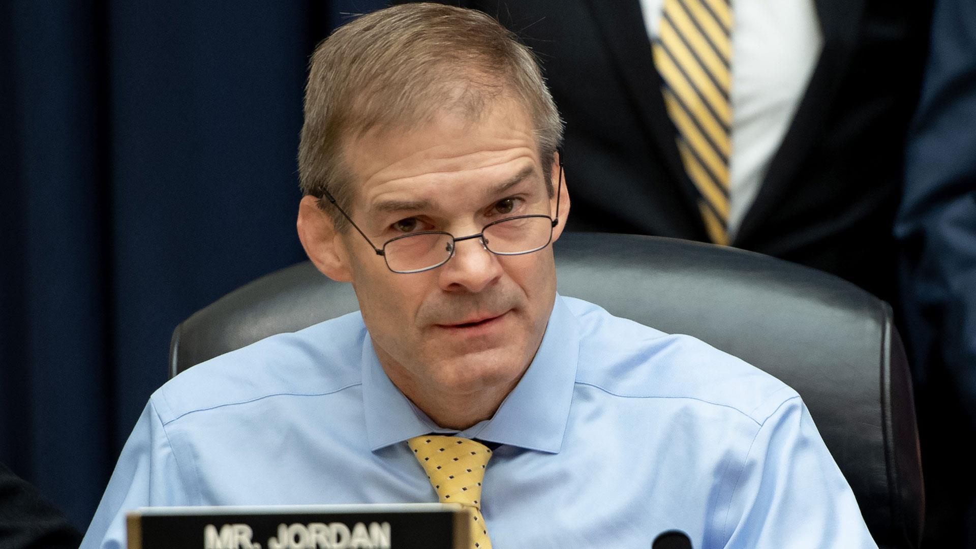Jim Jordan announces bid to replace Paul Ryan as Speaker