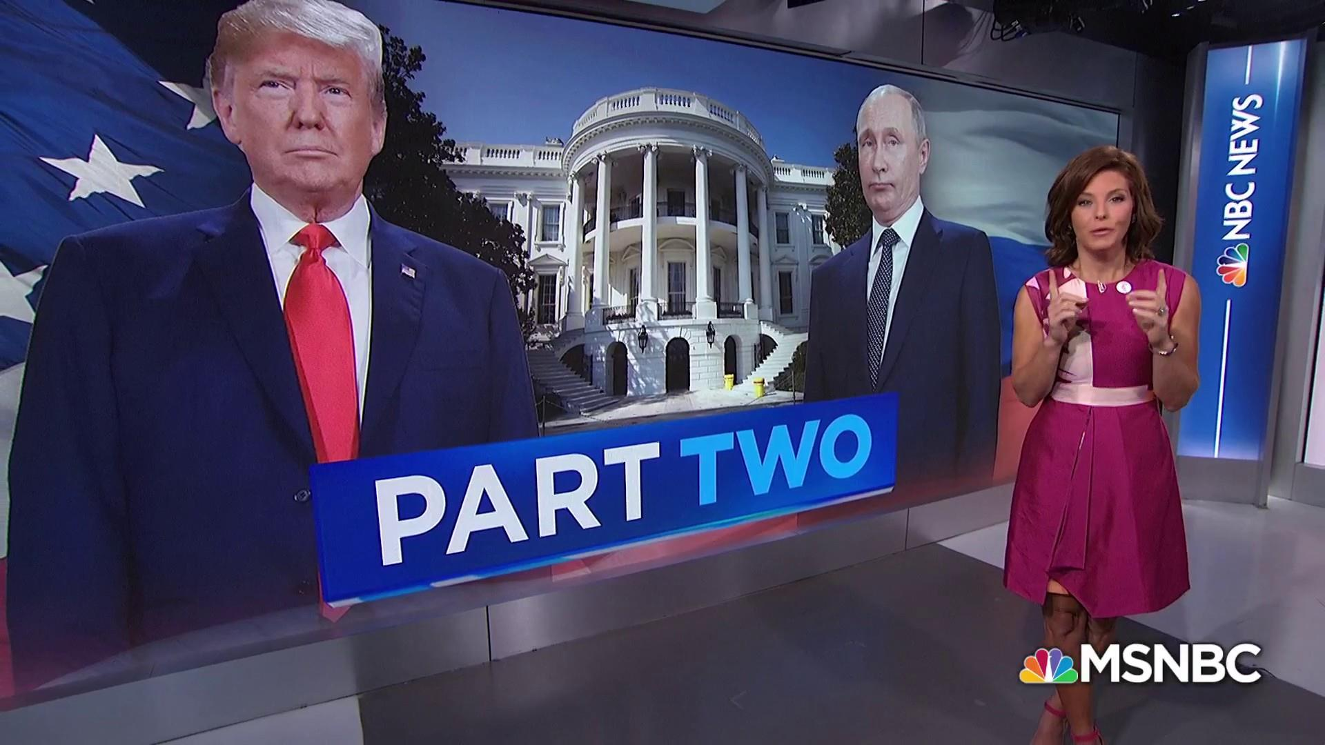 Presidents Trump and Putin: Part Two