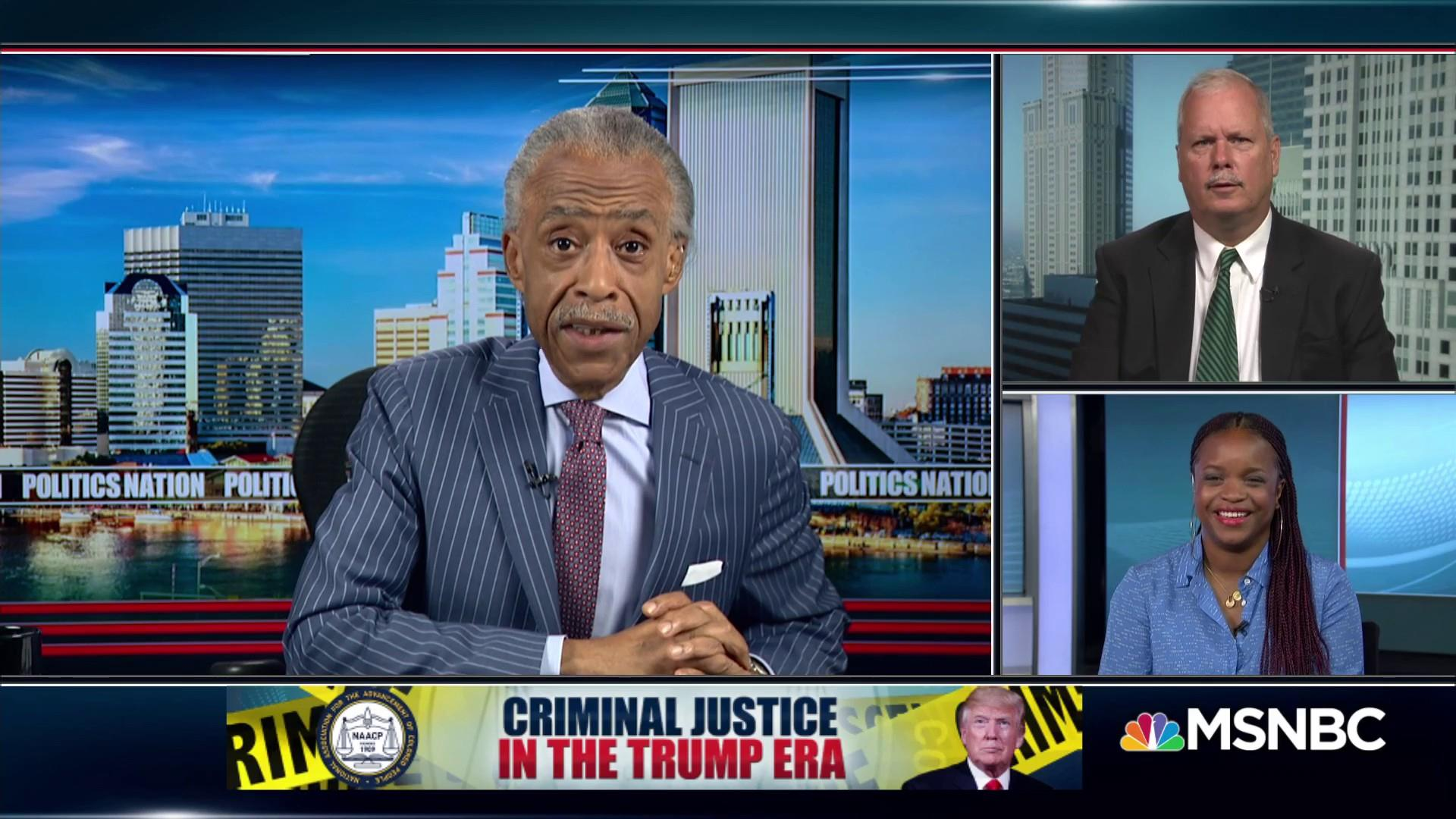 Criminal Justice In The Trump Era