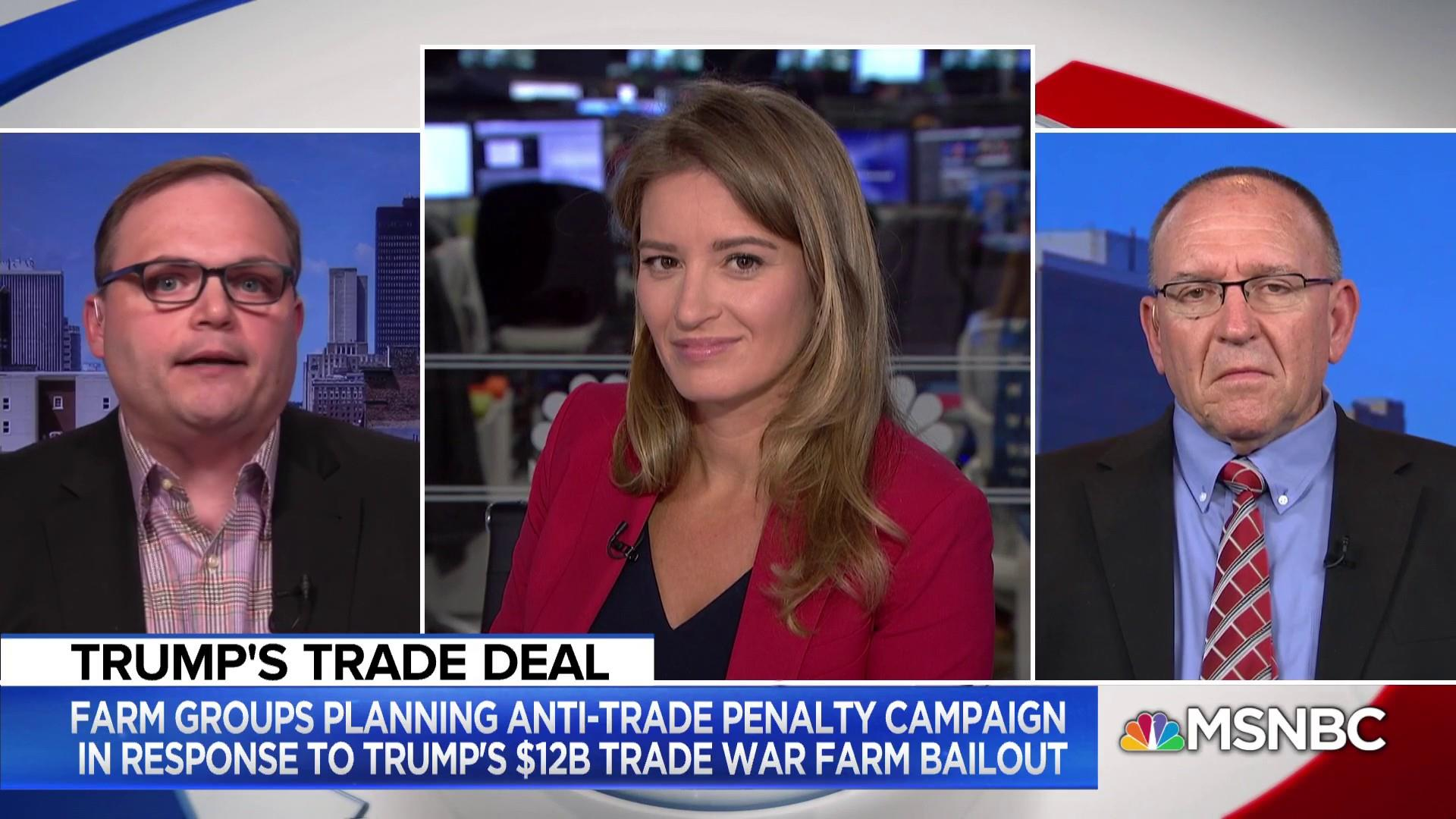 Steve Deace: President Trump has done himself a disservice with his messaging on tariff policy