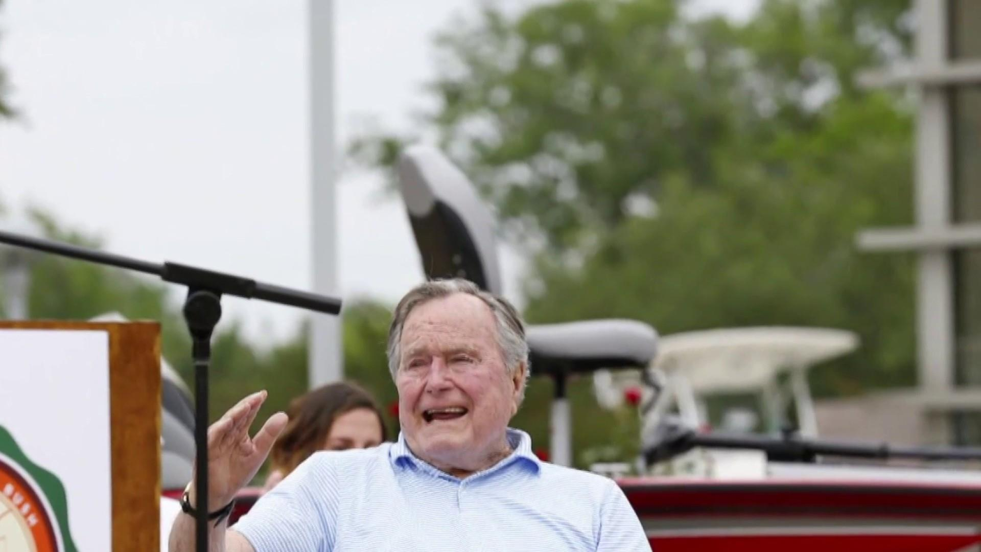 One More Thing: George H.W. Bush makes a call to his dying friend