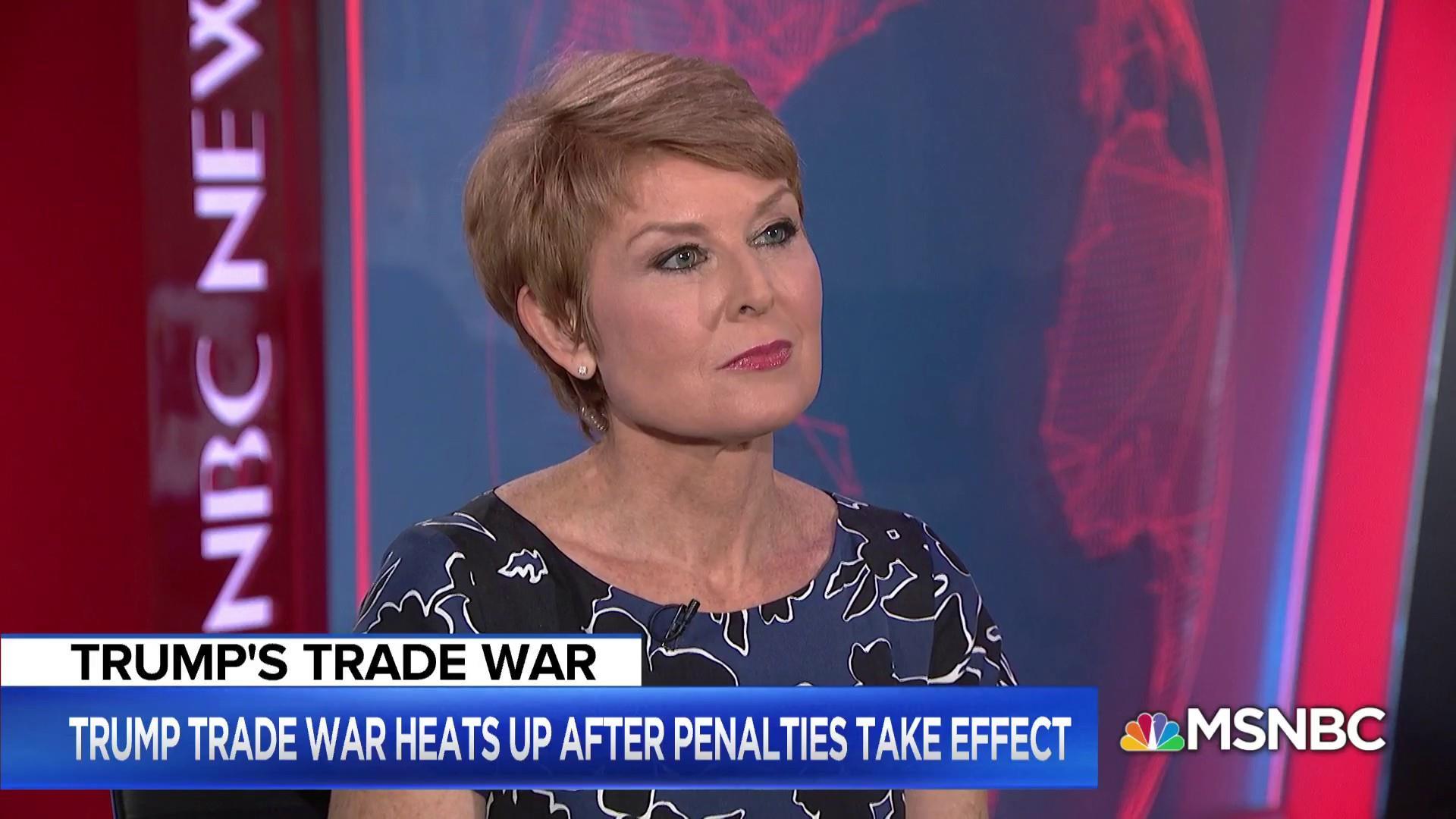 Swonk on Trump's tariffs: 'This is a tax'