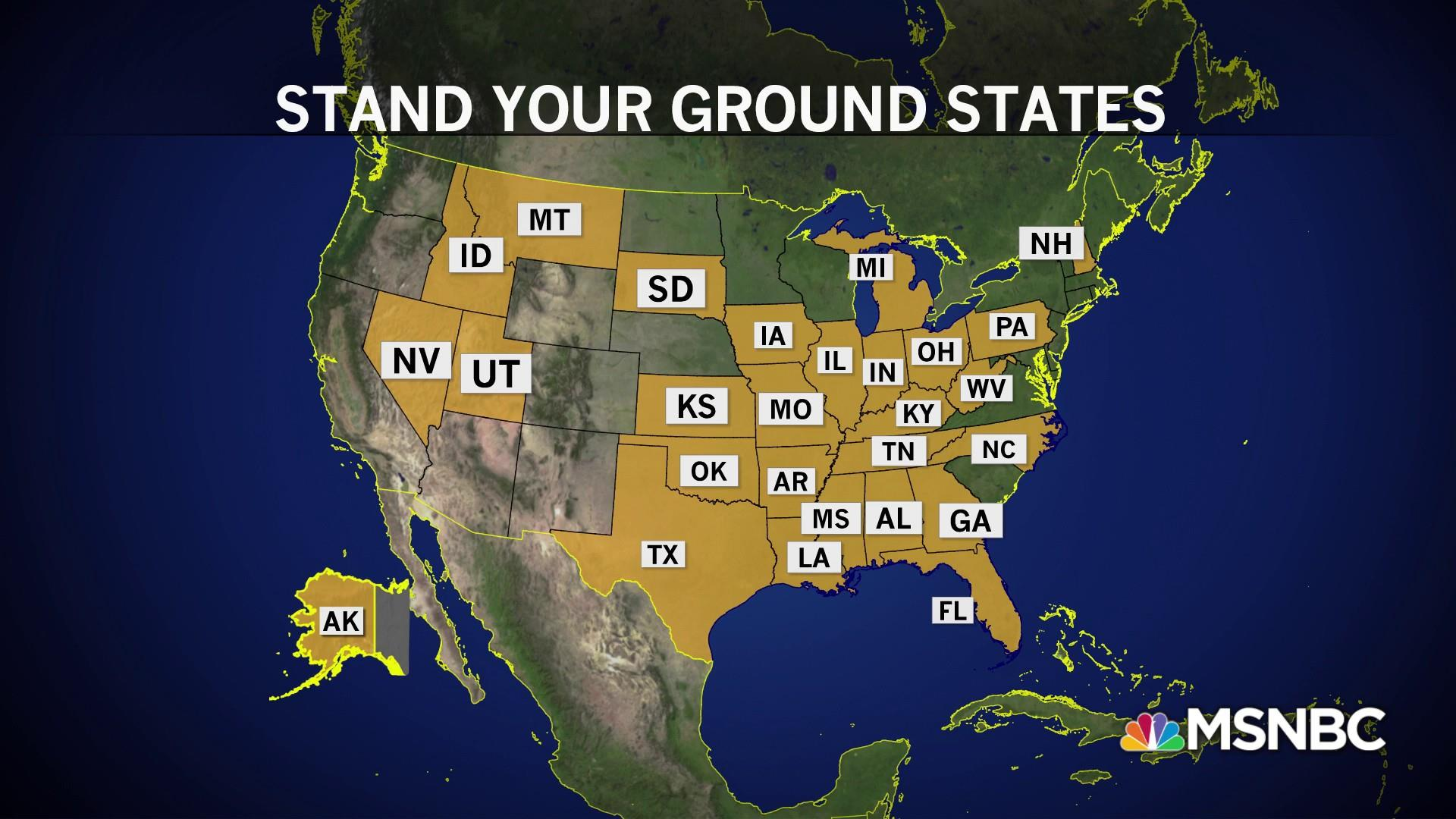Greer: 'Stand Your Ground' is for whites only