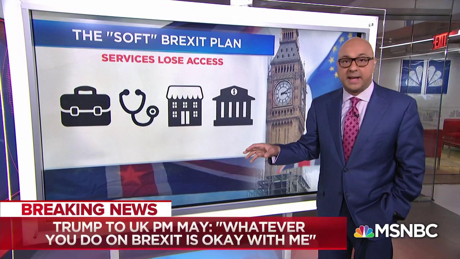 What we can expect from the UK's 'soft' Brexit plan