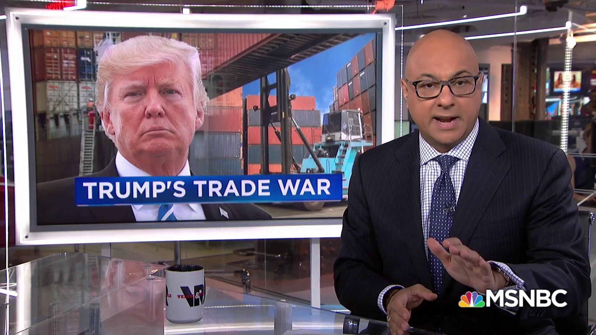 How America is losing in President Trump's trade war