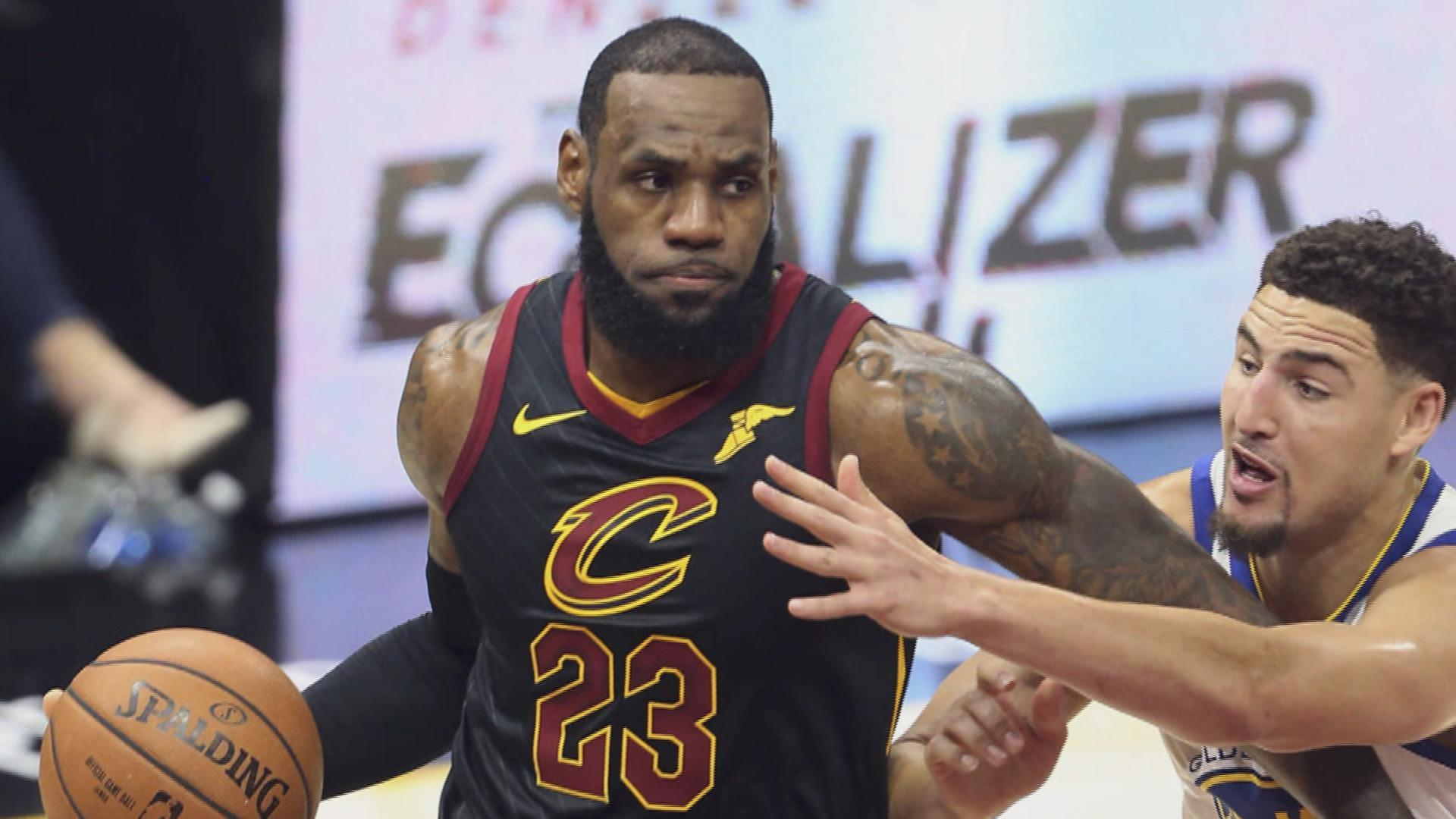 89cac7723 LeBron James joining L.A. Lakers on 4-year  154 million deal