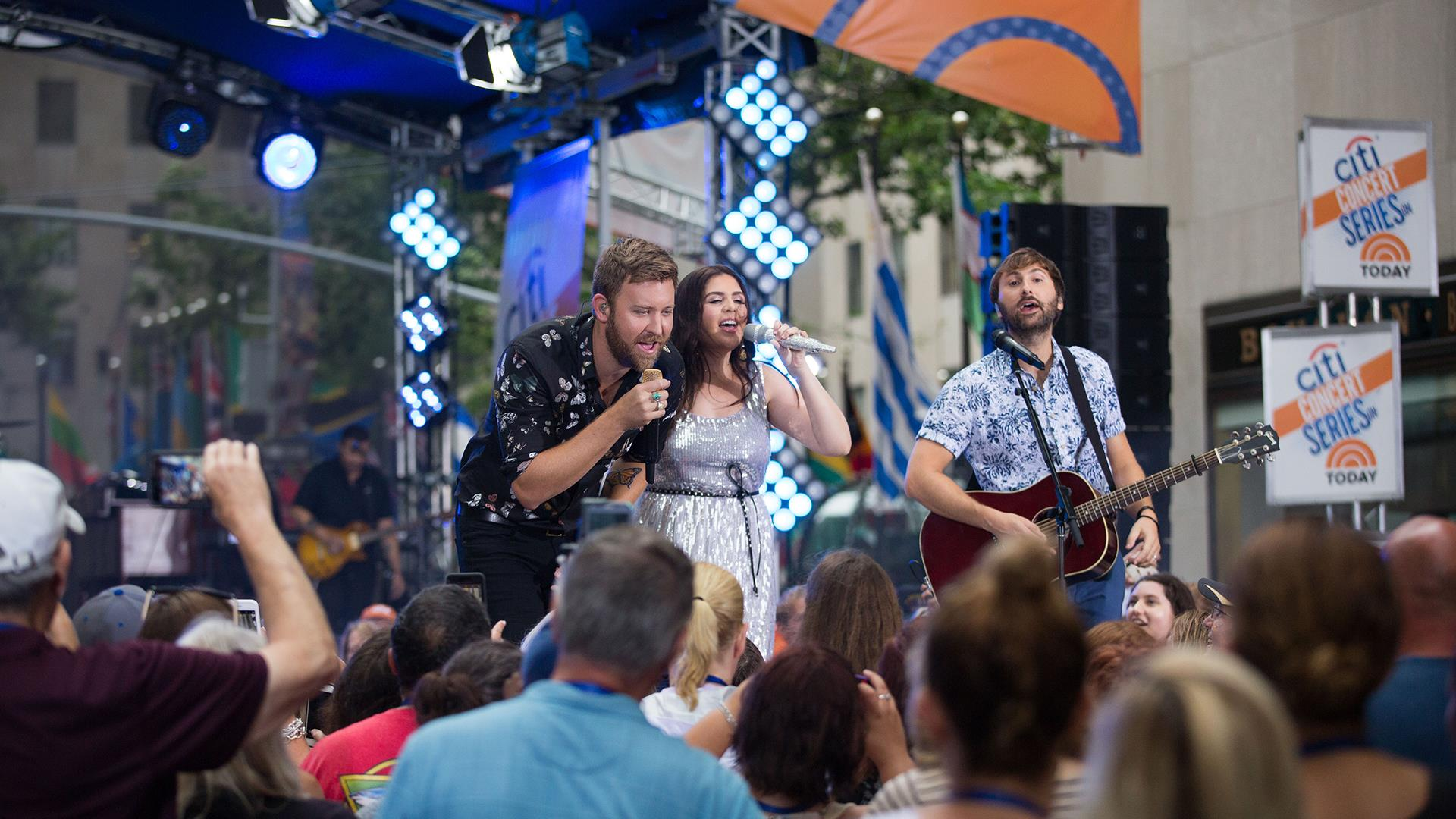 Lady antebellum performs heart break live on today m4hsunfo