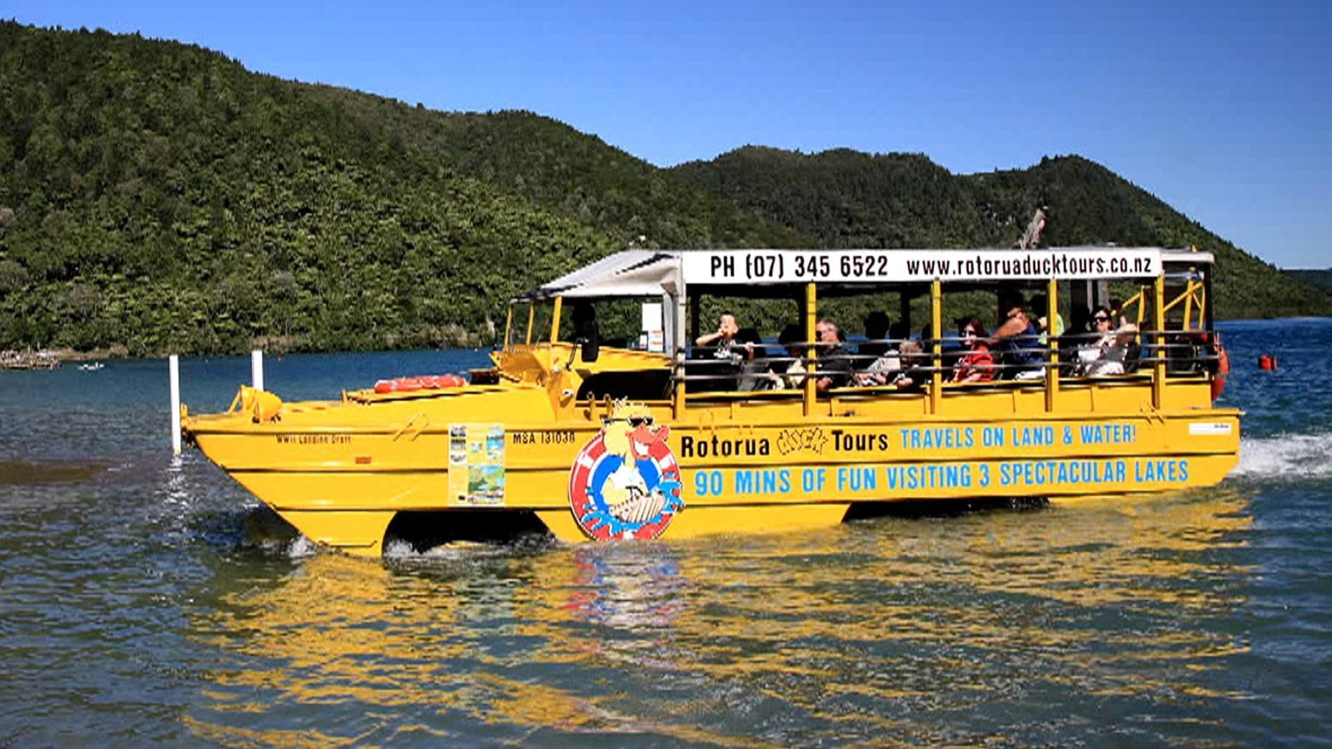 How safe are duck boats? Deadly accident on Missouri lake