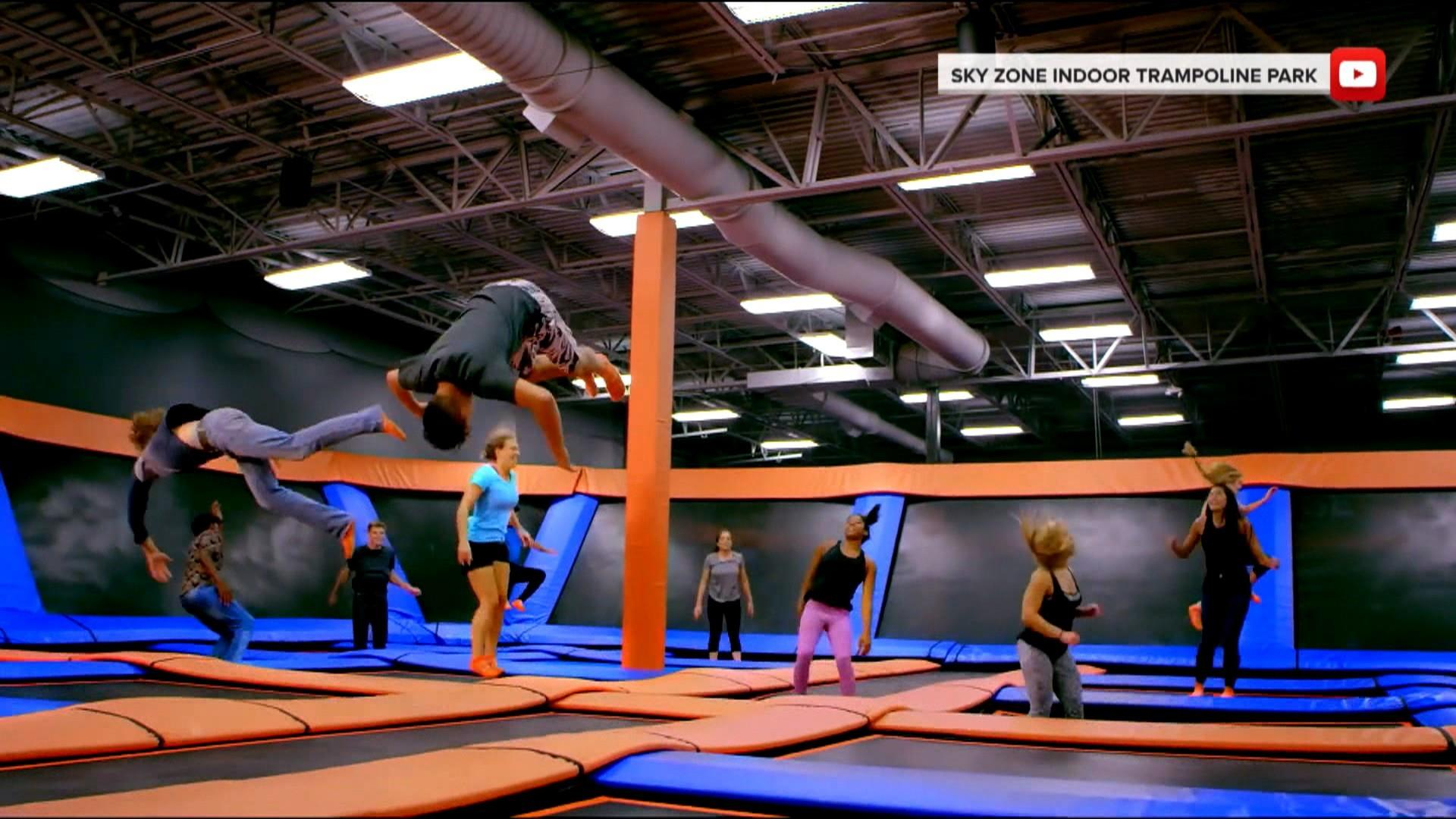 How Safe Are Trampoline Parks As Their Popularity Soars So Do Injuries