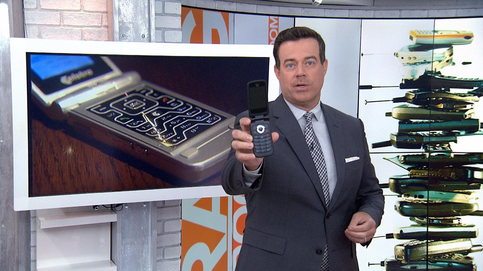 Would you swap your smartphone for a flip phone?