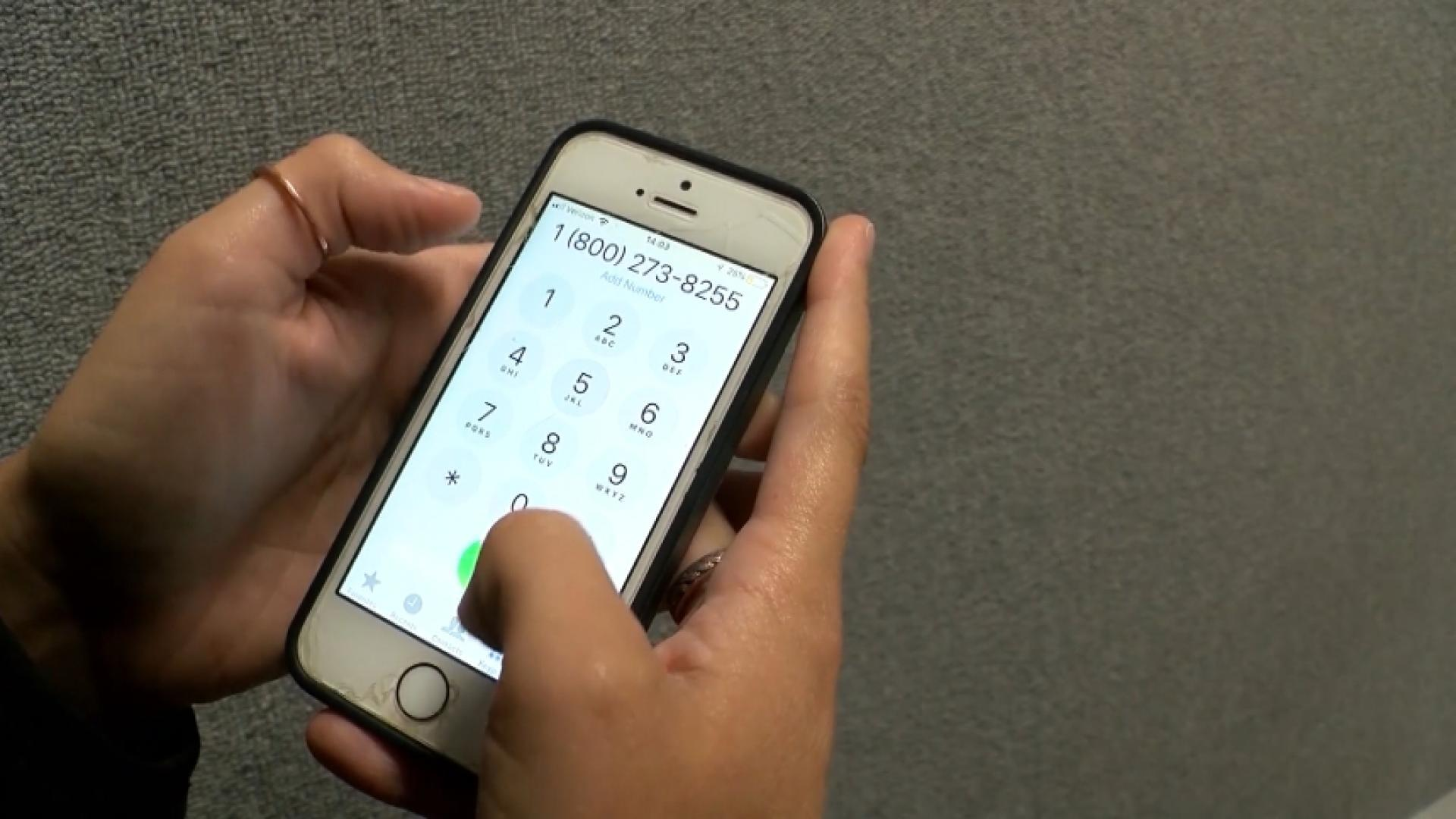 Suicide hotline could be replaced with a three-digit dialing code