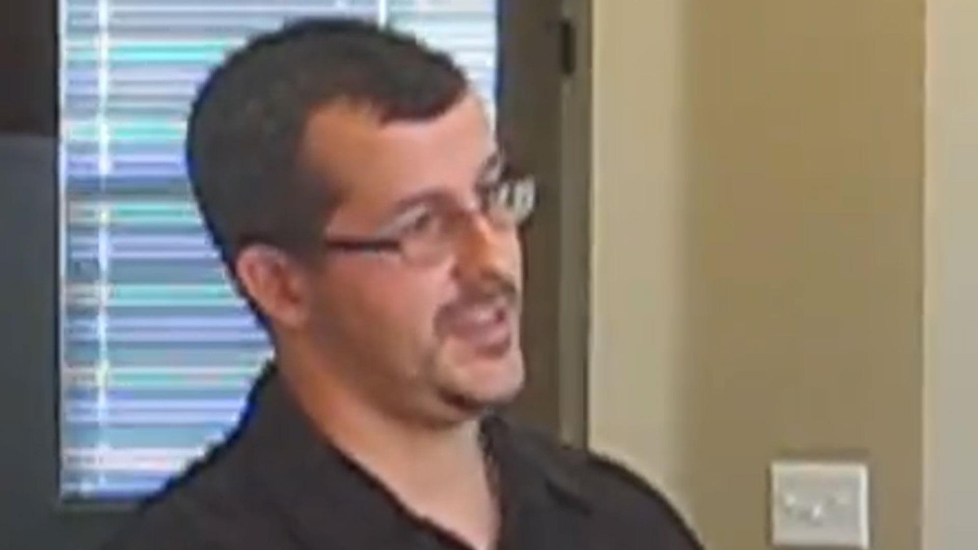 Colorado family murder suspect Chris Watts gives relationship advice in  2012 video