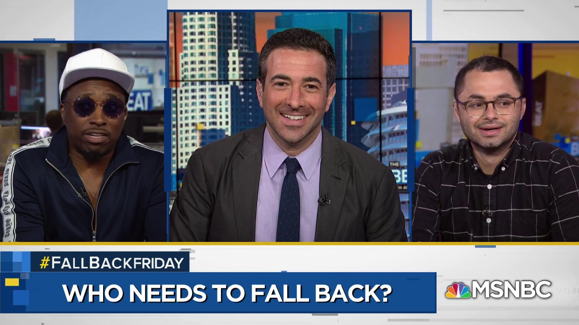 Fallback Friday: Eddie griffin, Joe Mande reveal 'Q' in the QAnon Conspiracy