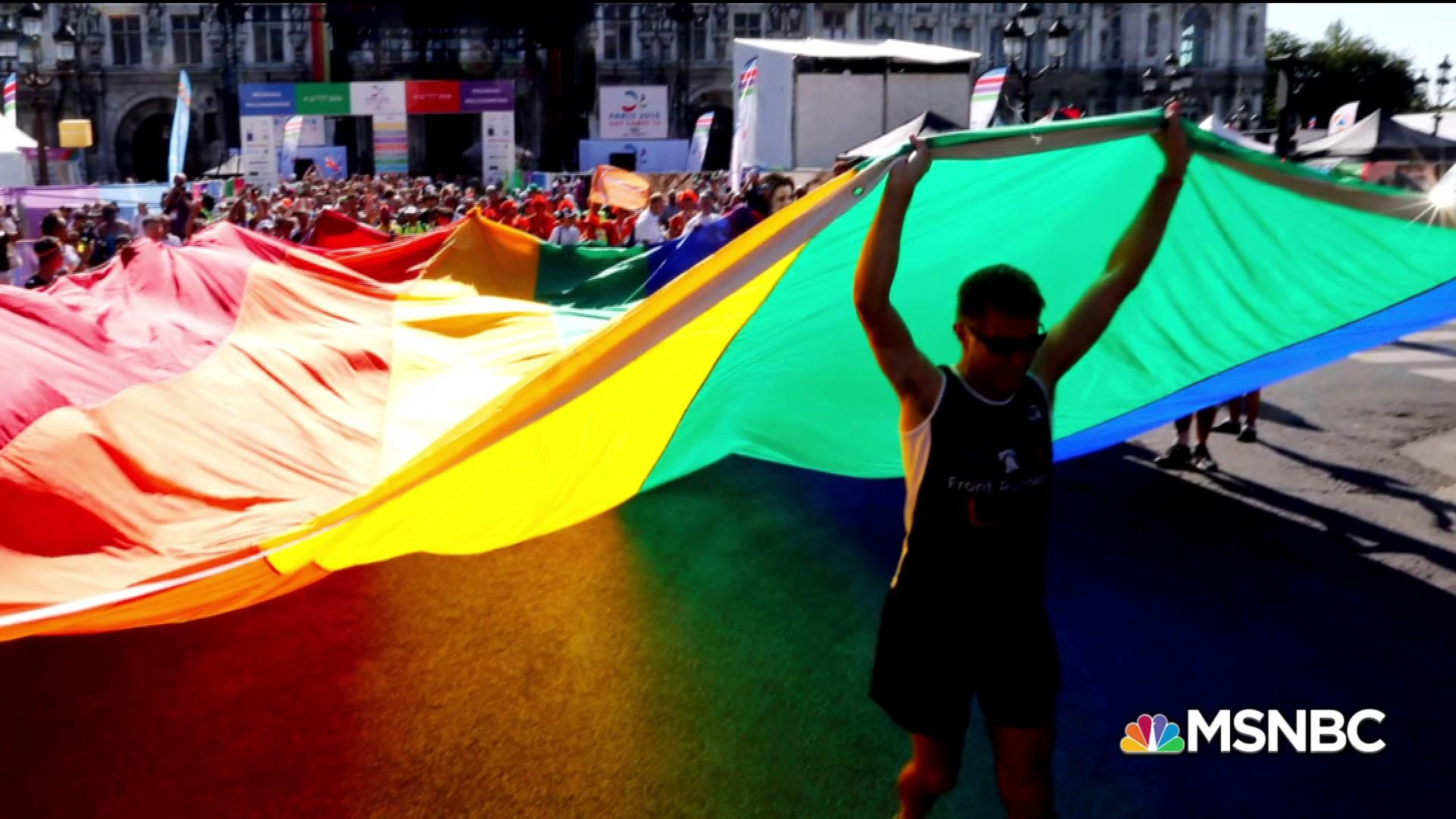 #BIGPICTURE: Paris hosts 'Gay Games' promoting LGBT rights