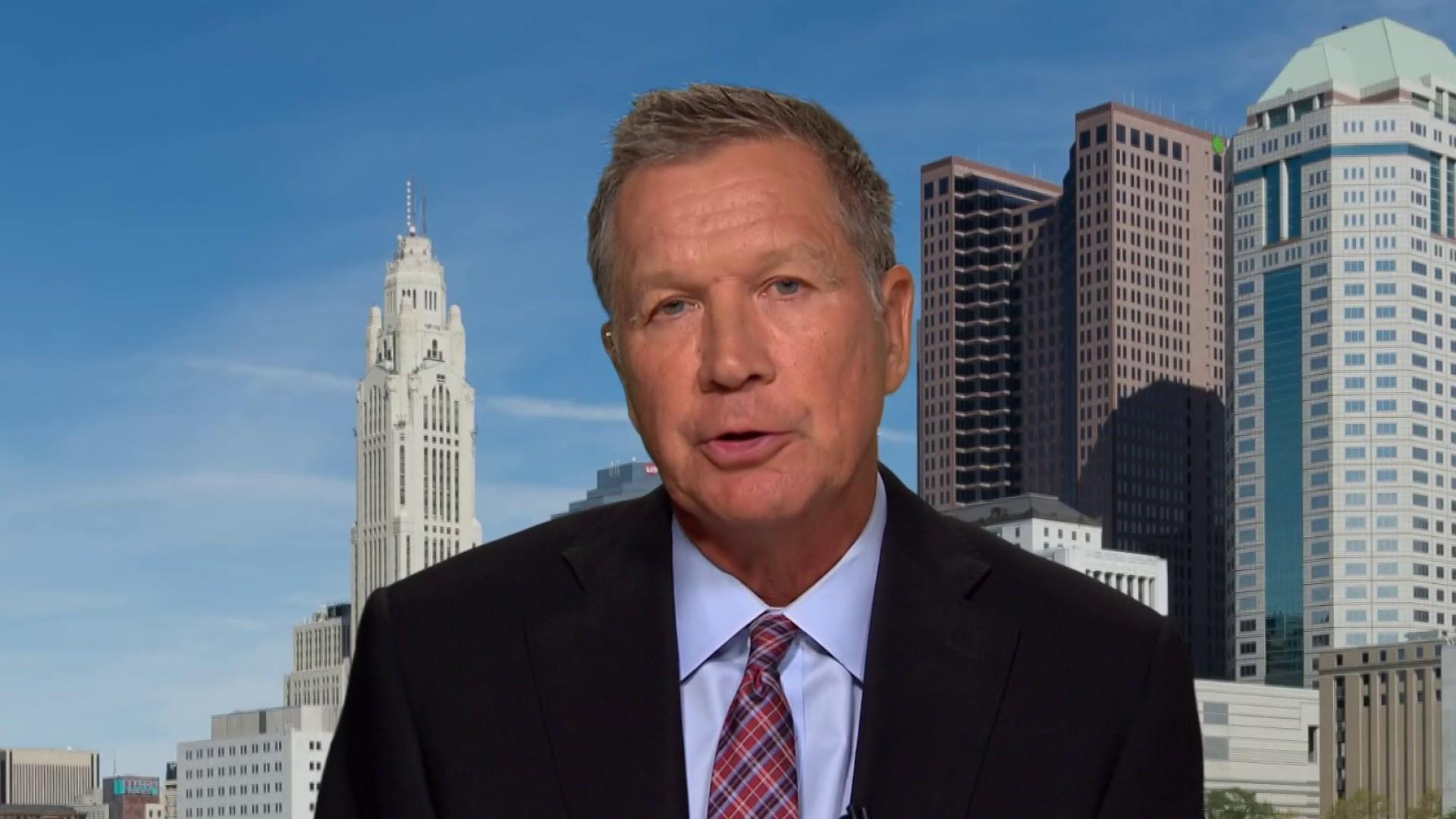 John Kasich on McCain: He'll inspire the next generation