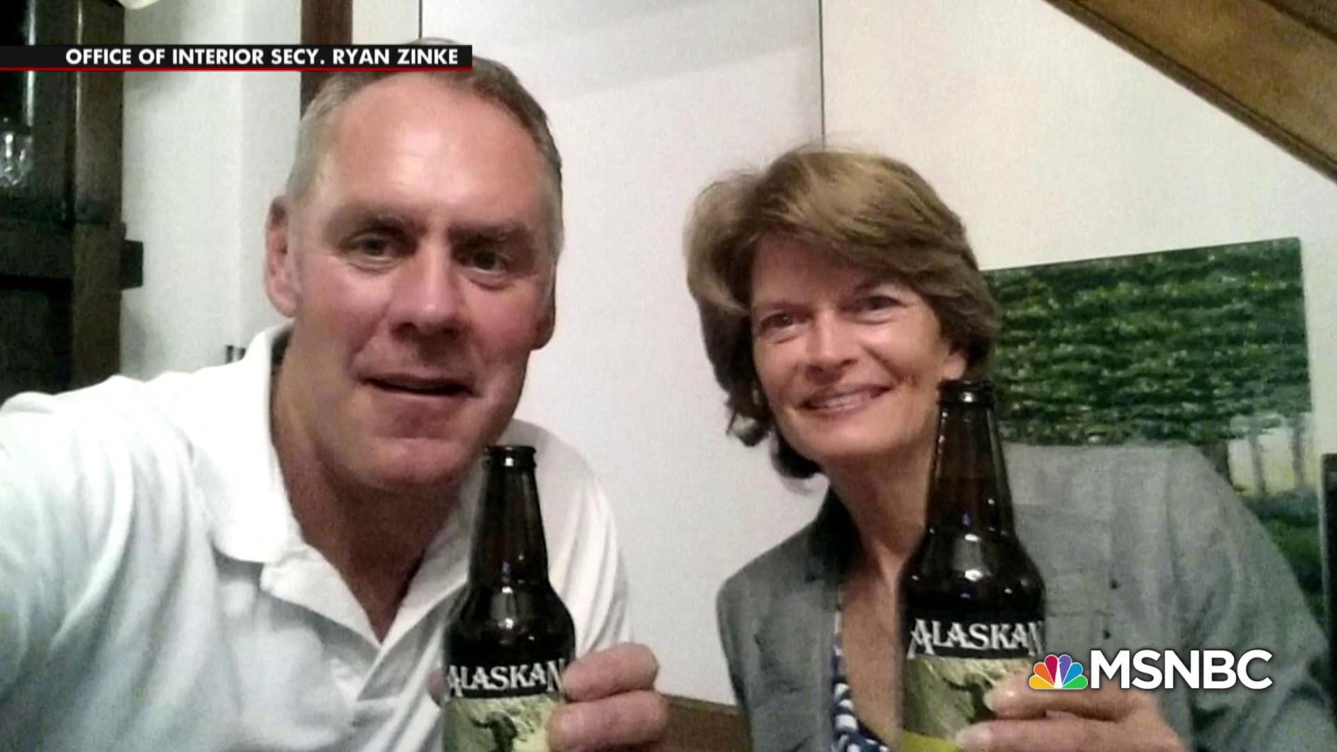 Halliburton makes Ryan Zinke's beer dream come true