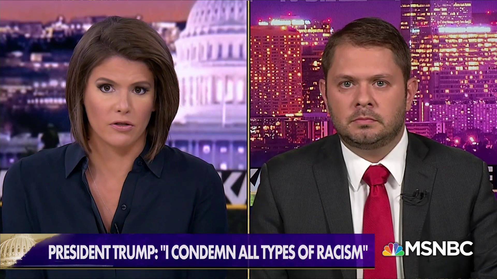 Rep. Gallego: White nationalist demonstrators are 'losers'