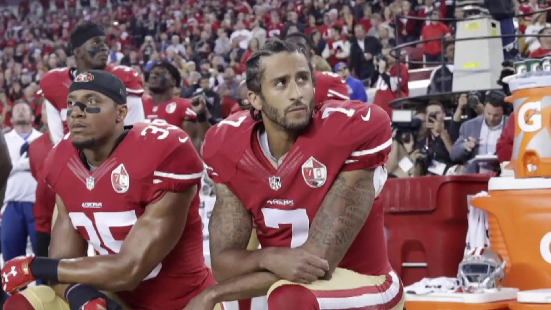Touré and Kmele Foster debate: Was Kaepernick right to take a knee?