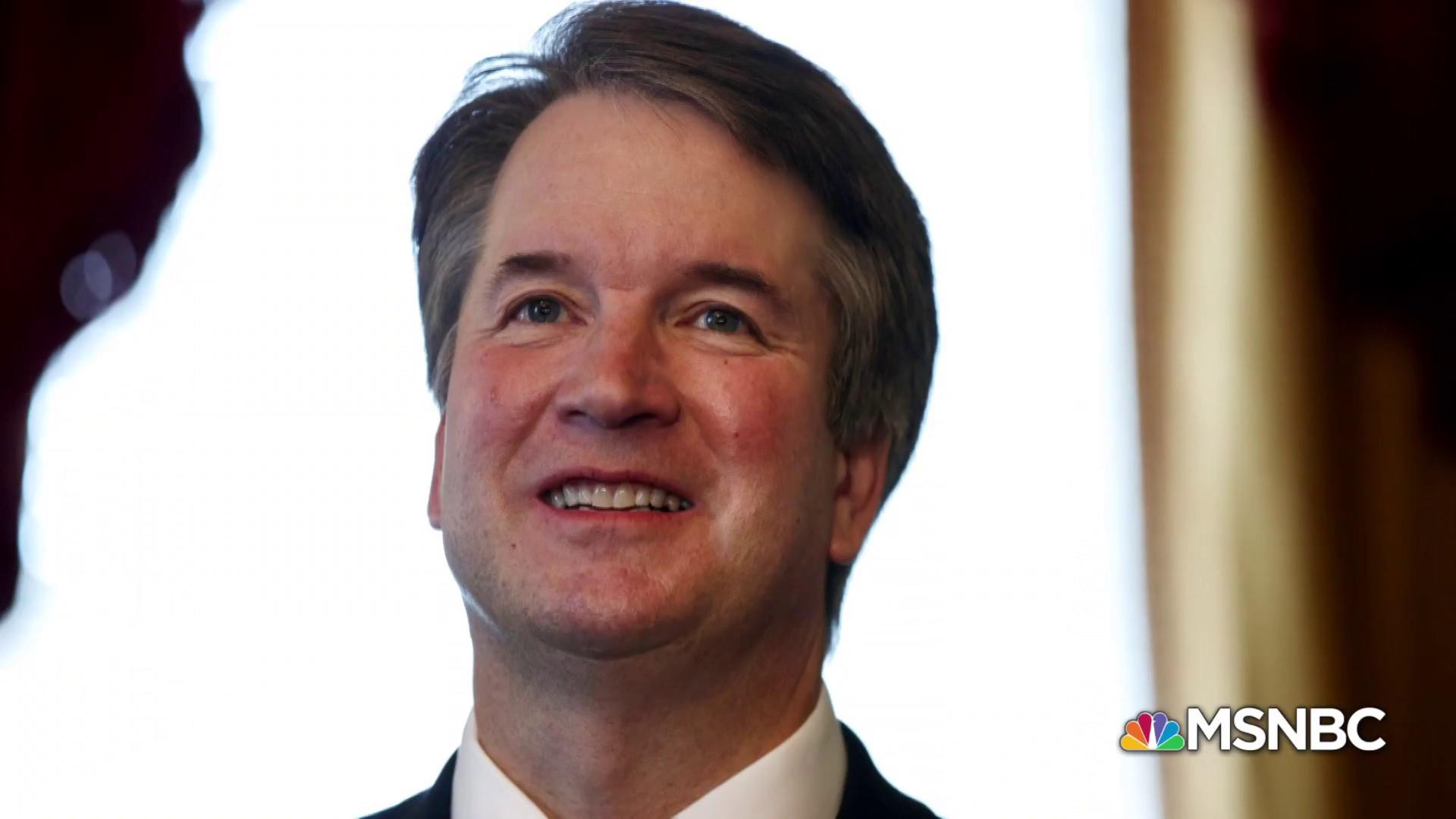 Karine Jean-Pierre: Kavanaugh nomination puts everything on the line