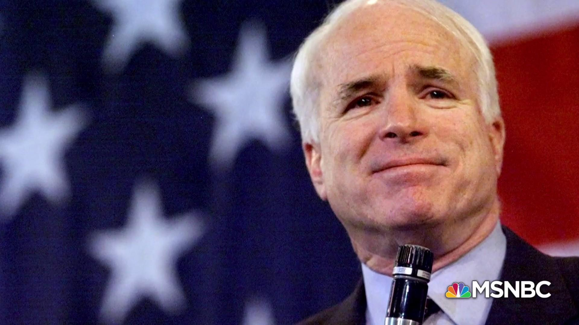 Karen Finney: GOP should look to McCain for party's direction
