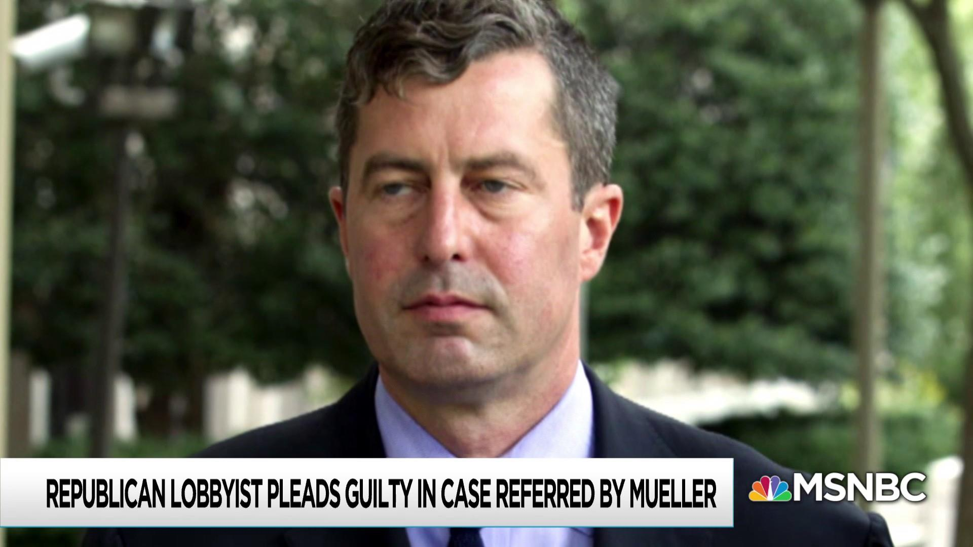 Mueller gets another guilty plea flip following foreign money