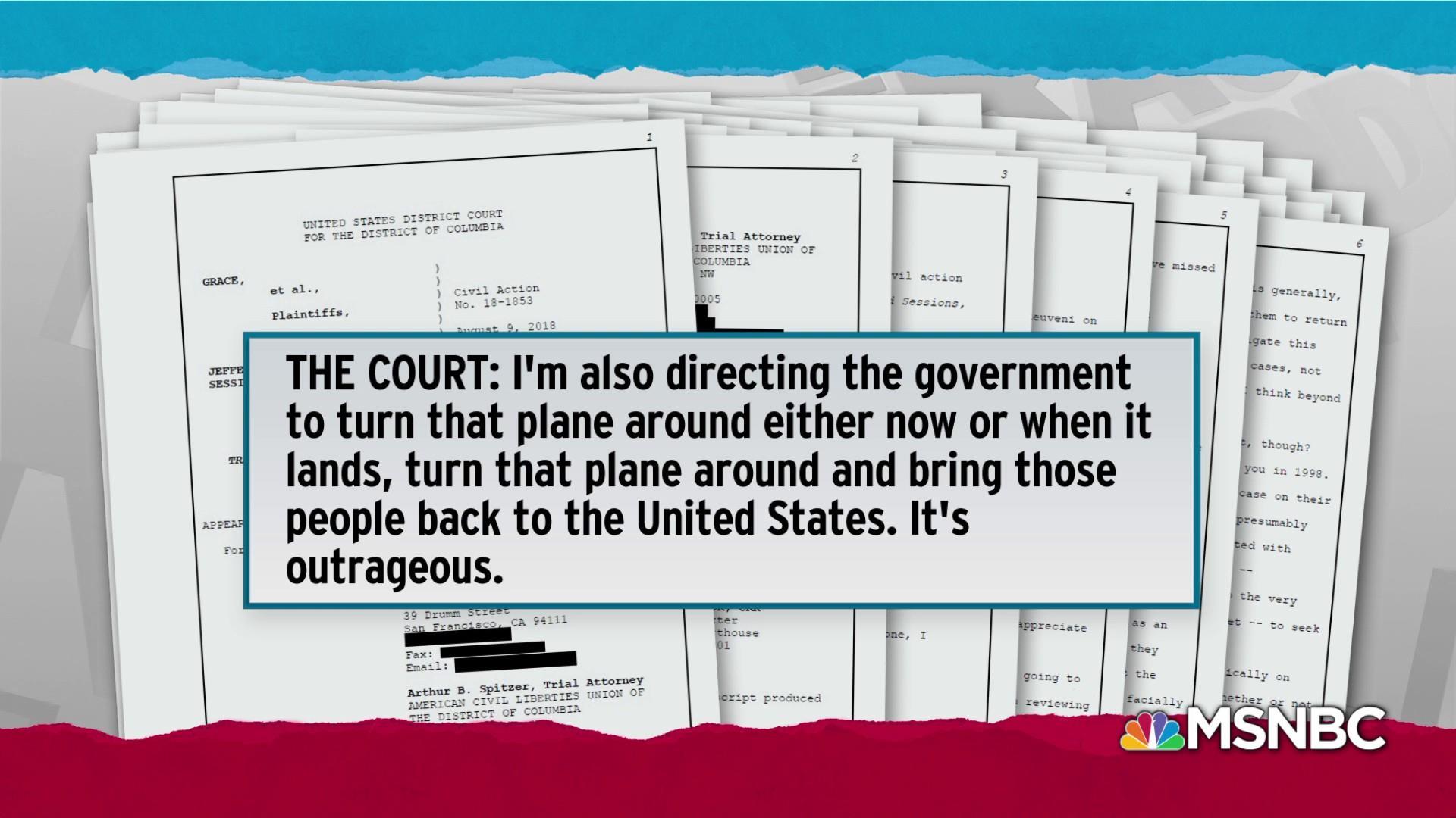Livid judge demands ICE immediately return deported refugee mom