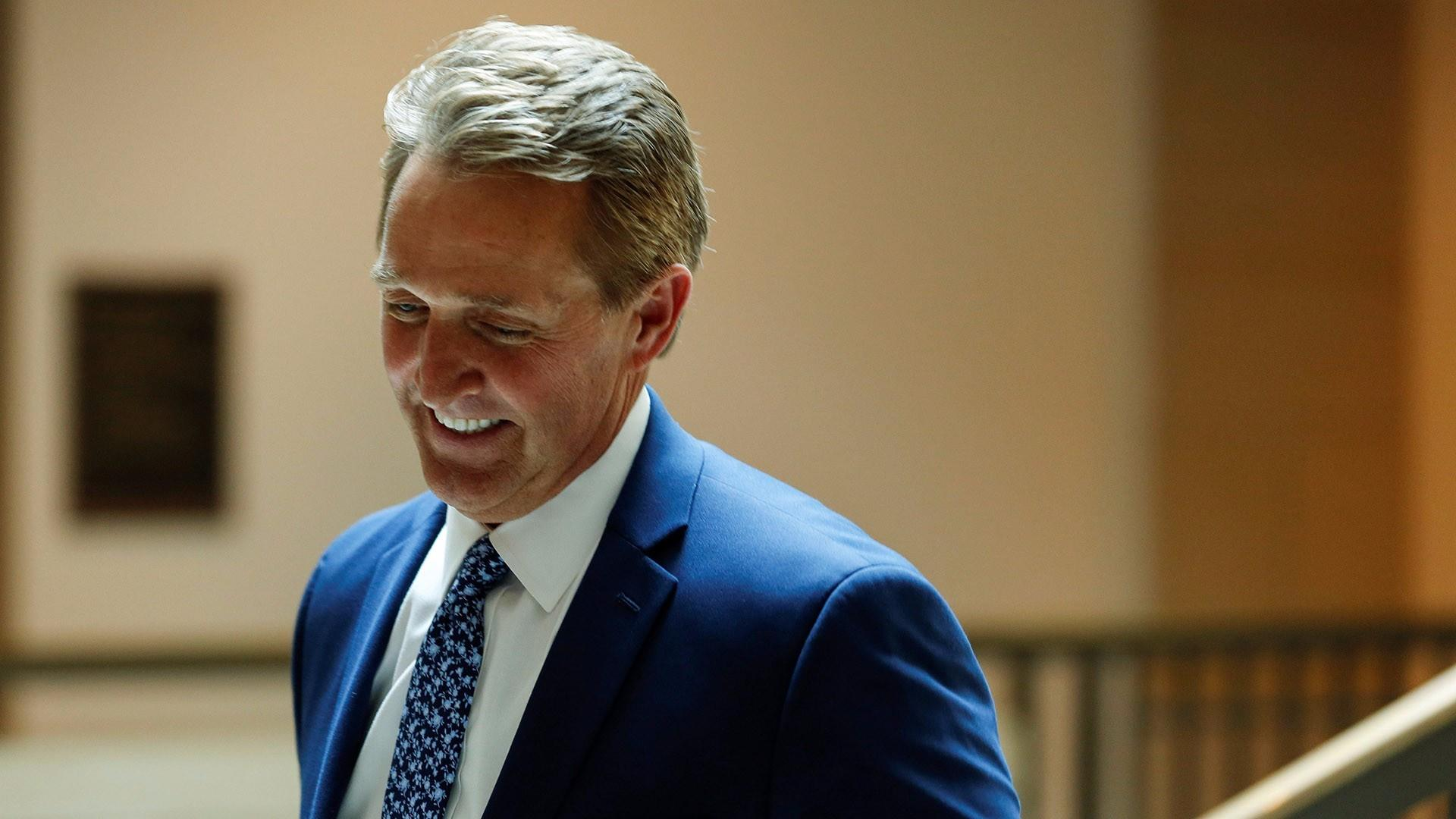 Sen. Flake: John McCain 'saw humanity in everybody'