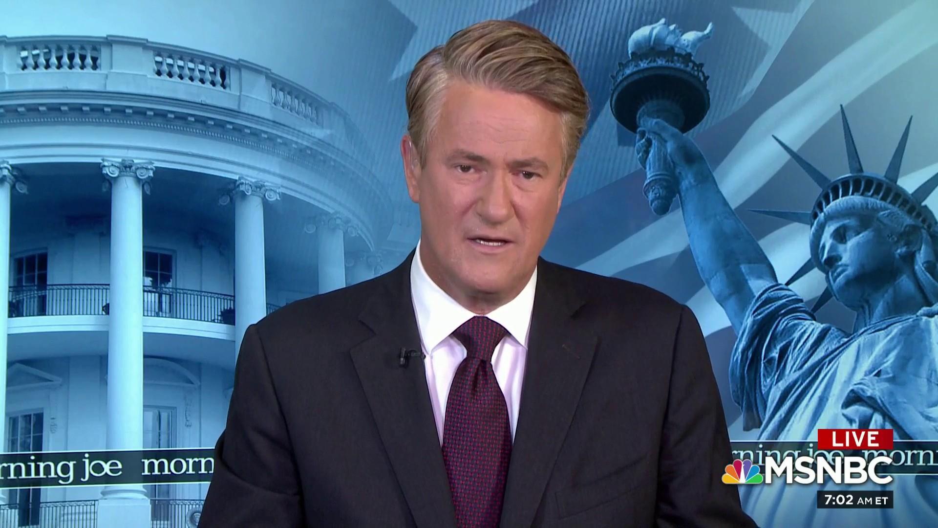 Joe on primaries: Trump is kingmaker, Dems shift left