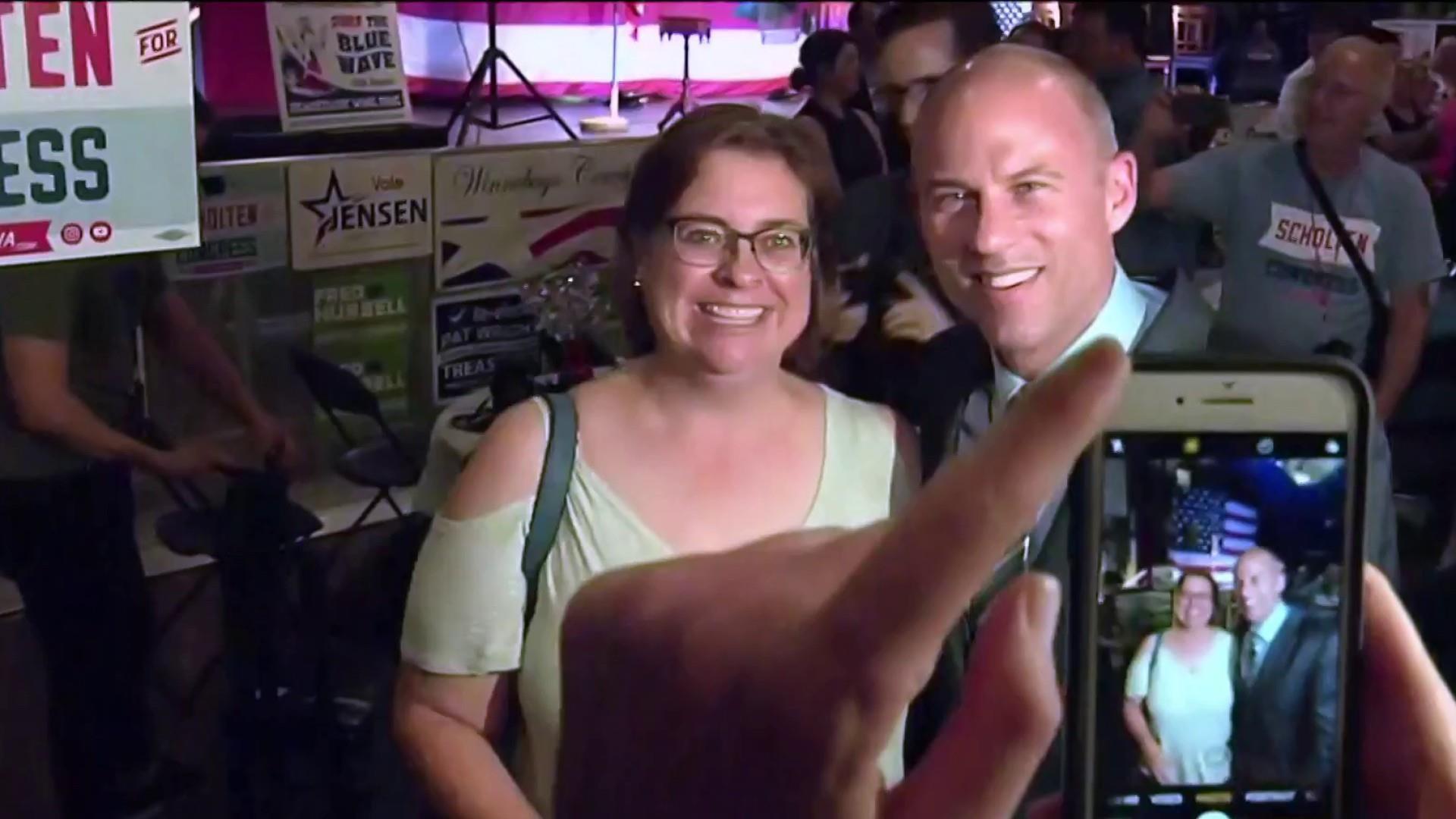 Michael Avenatti in 2020? Iowa voters consider it