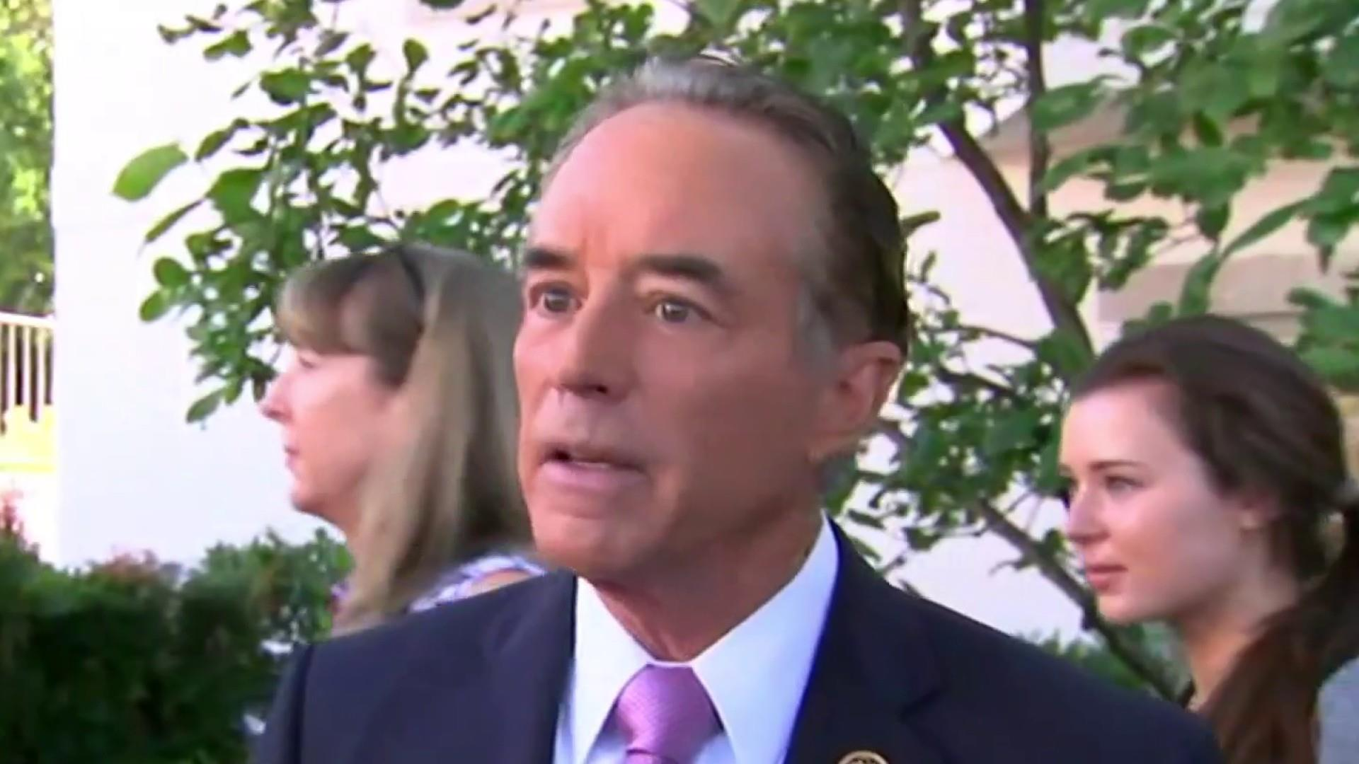 Rep. Collins backtracks, will suspend re-election campaign