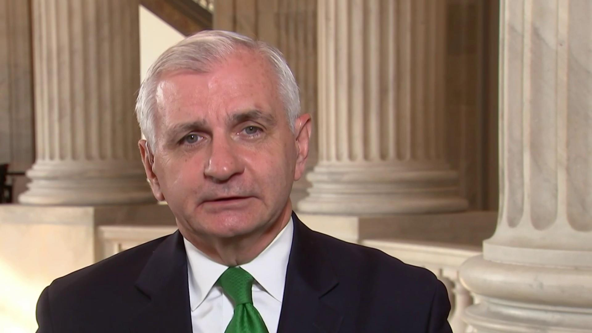 Full Jack Reed Interview: Senate is losing 'powerful voices'