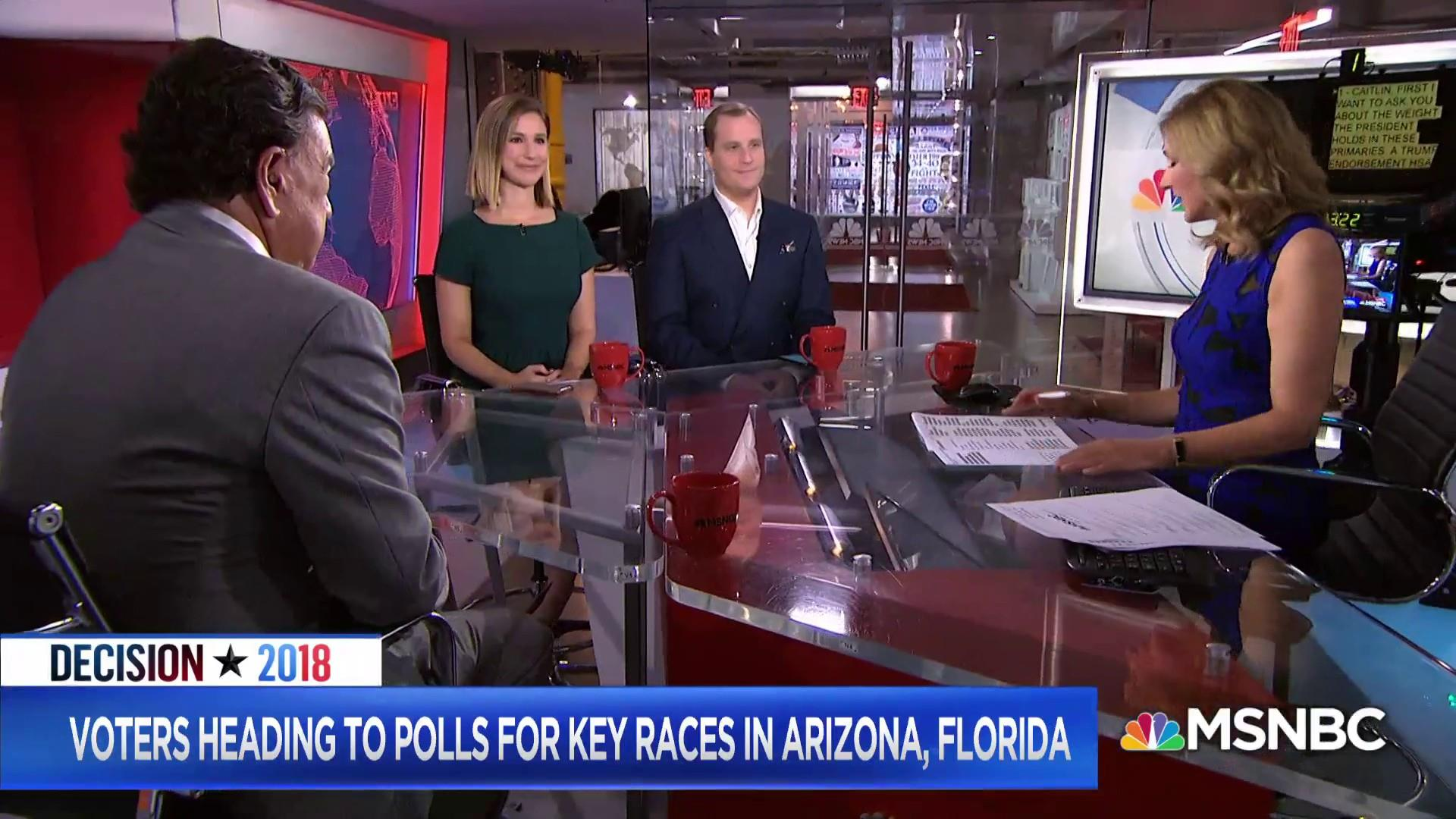 All eyes on the Arizona primary election