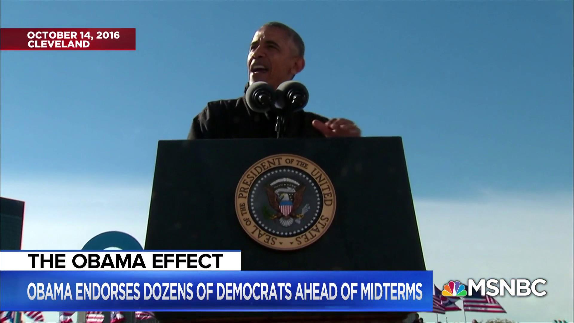 Will Obama's endorsements really make a difference?