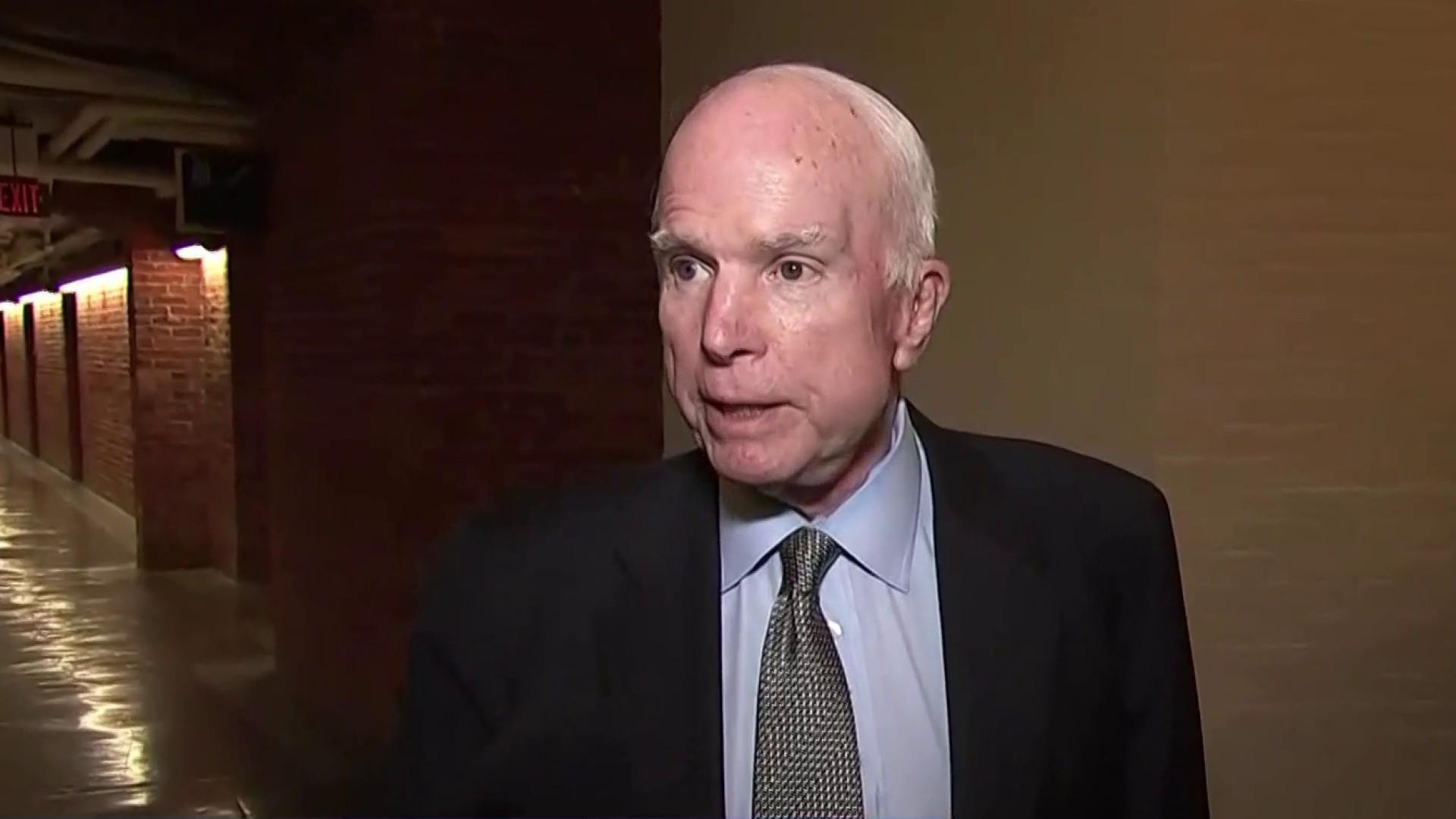 What will politics look like without Senator John McCain?