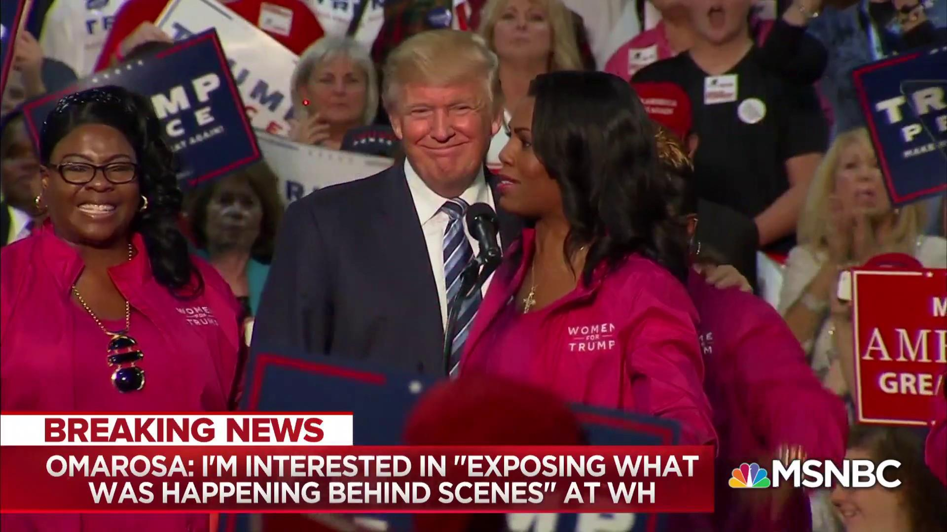 Why Omarosa's claims matter