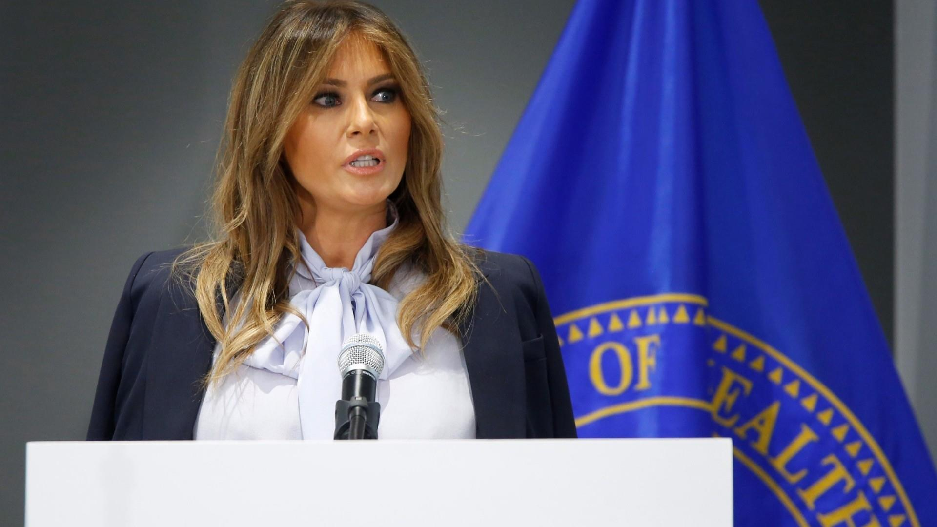 Breaking down first lady's stance against cyberbullying amid Trump tweet storm
