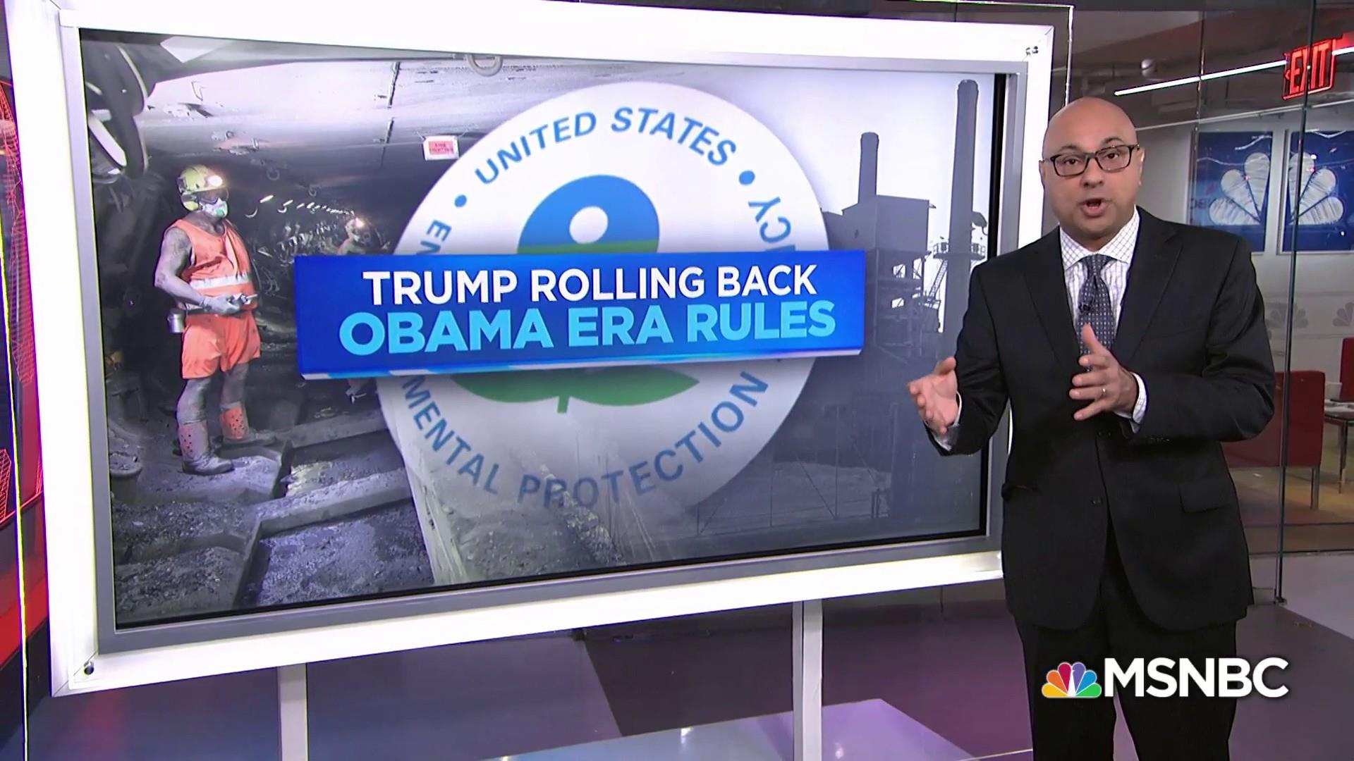 The potential impacts of Trump lifting coal industry restrictions