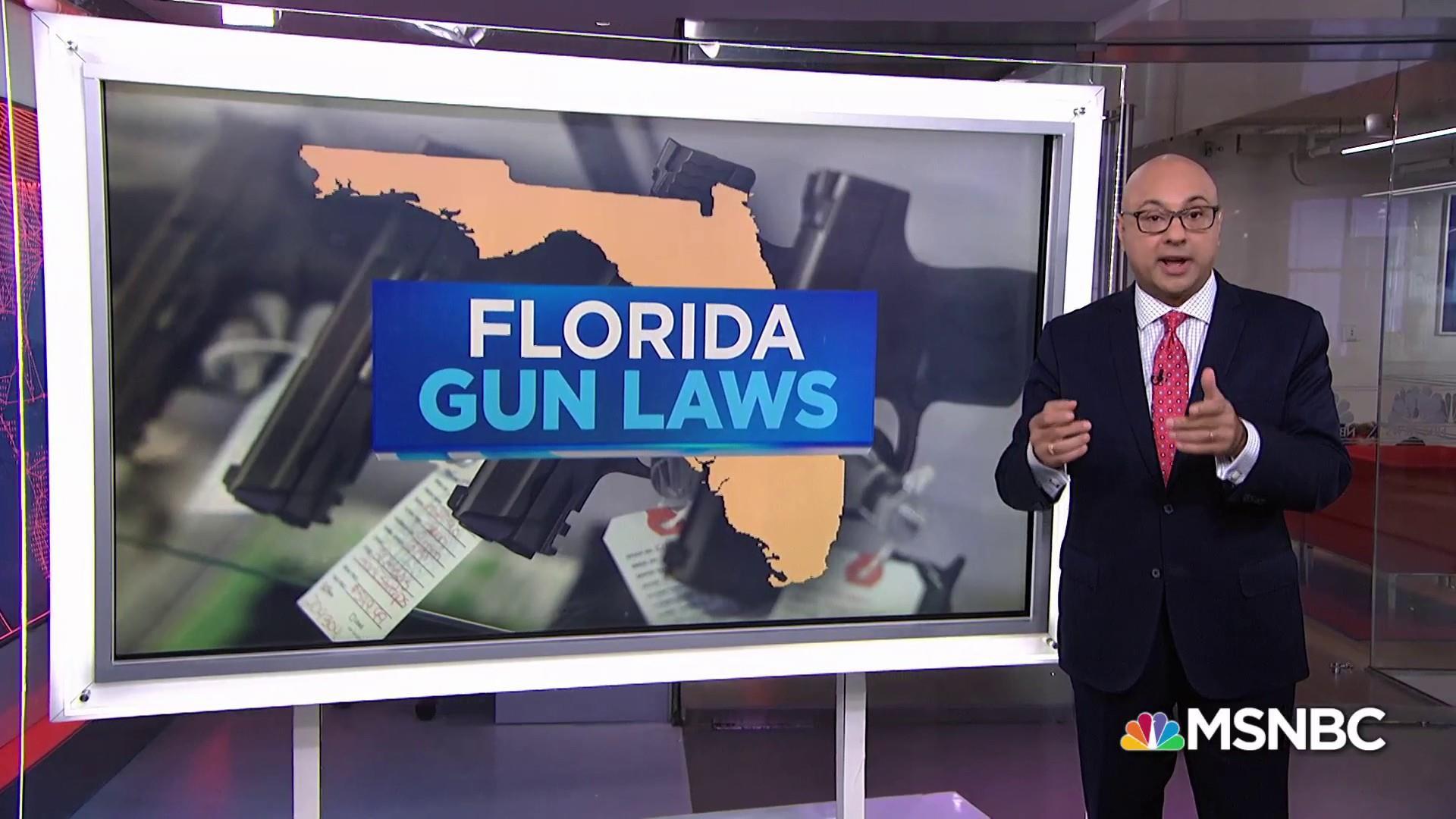 Analyzing Florida's gun laws following the Jacksonville shooting