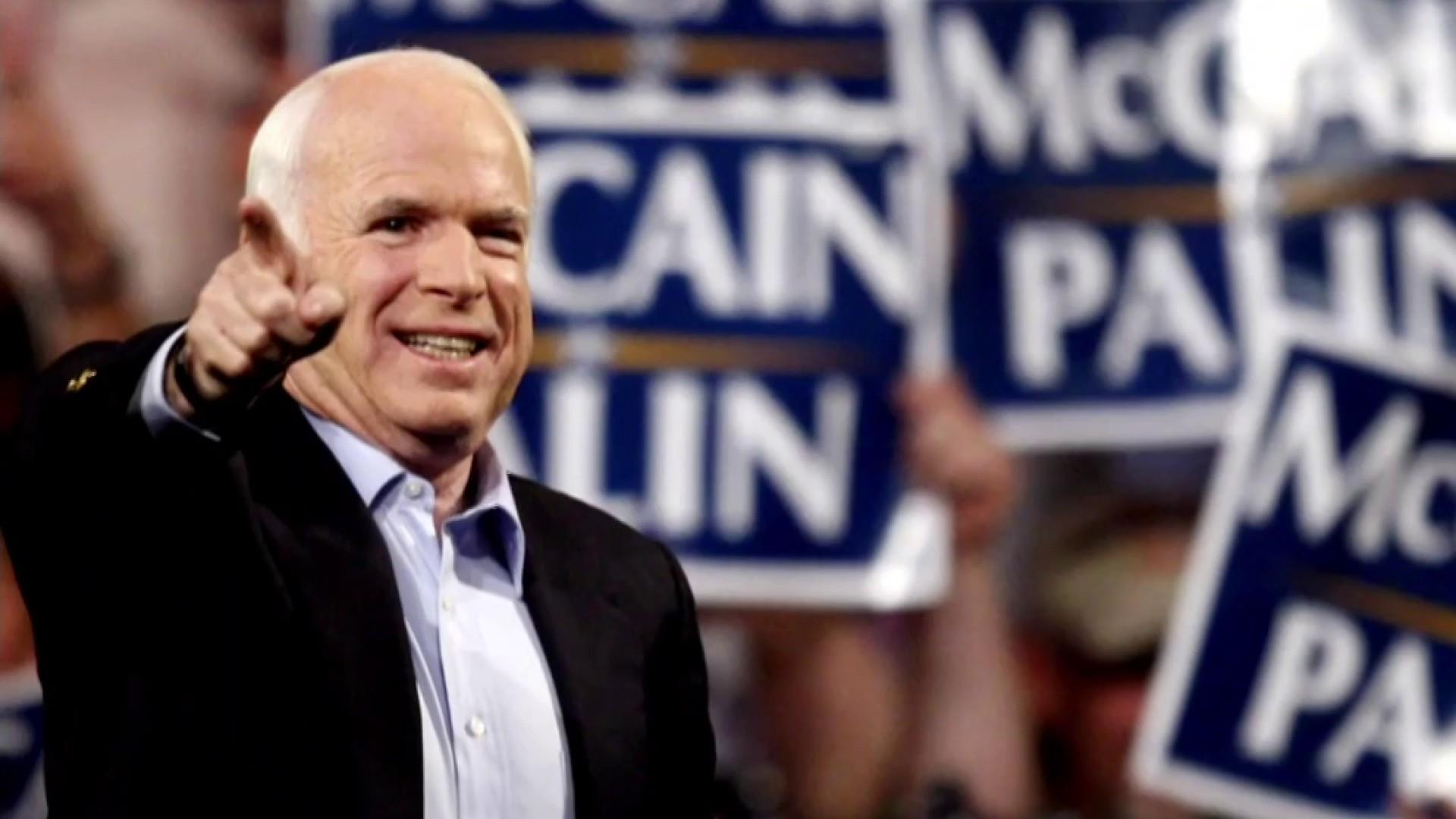 Why John McCain's legacy resonates now more than ever