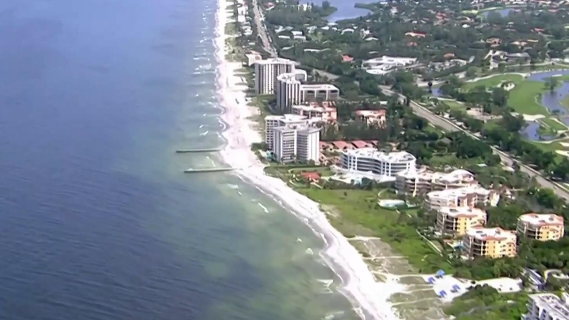 Toxic red tide: Florida researchers investigate what's making it so bad for so long