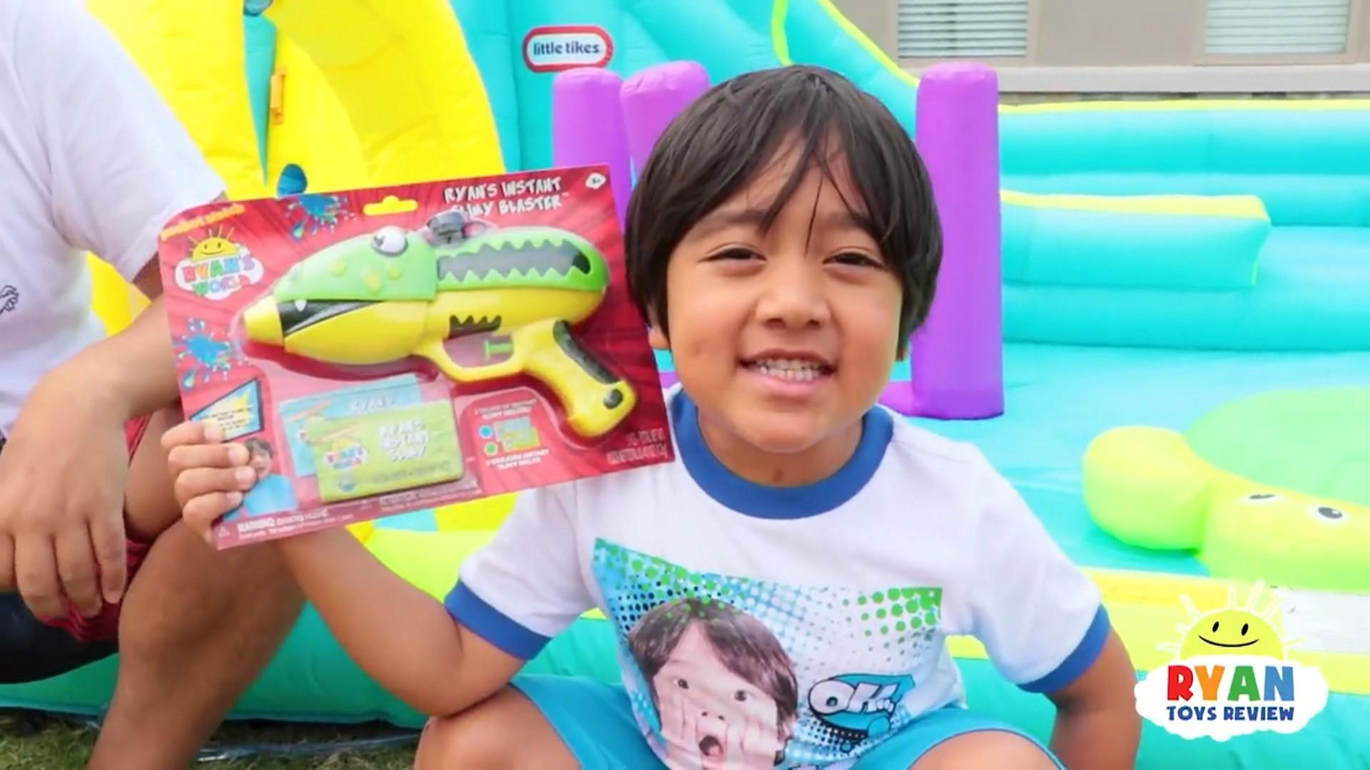 dadbb5870410d Meet the 6-year-old launching his own toy line with Walmart