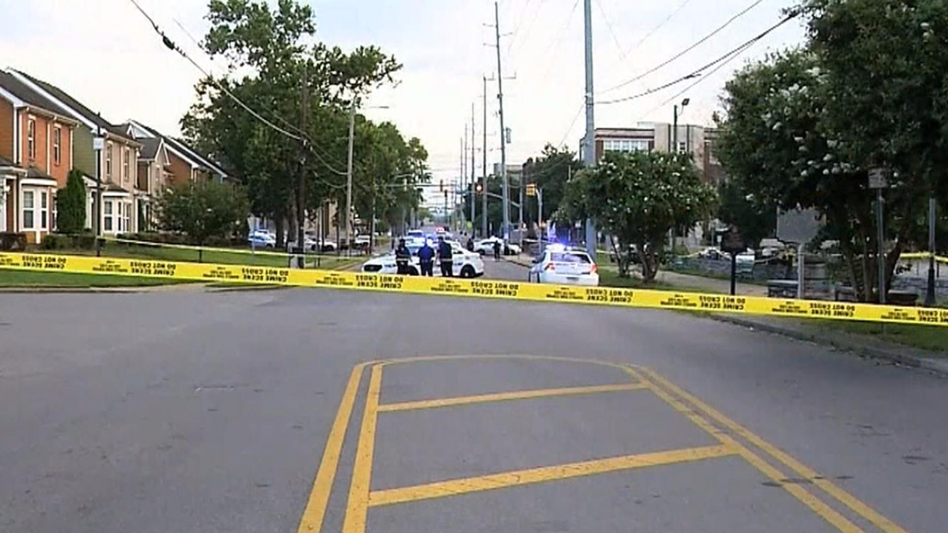 Nashville police officer charged with criminal homicide after shooting black man in the back