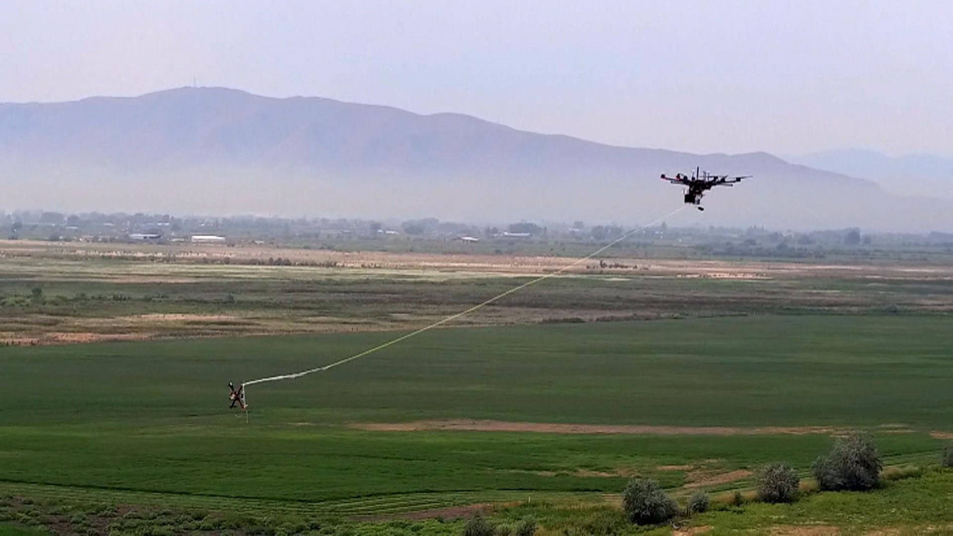 New law would give federal government the right to shoot down private drones inside U.S.