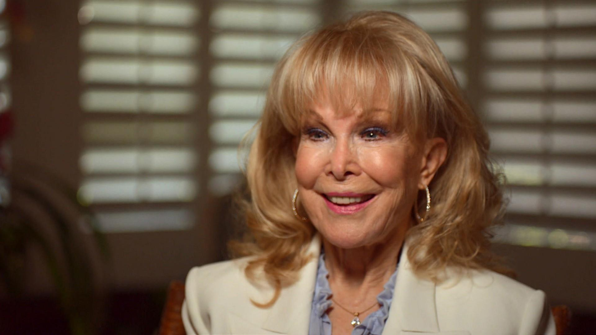 I Dream Of Jeannie Star Barbara Eden Sits Down With Al Roker To