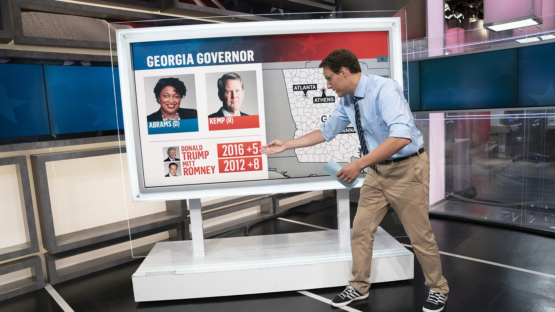 The Midterms: Does Georgia reflect our national politics?